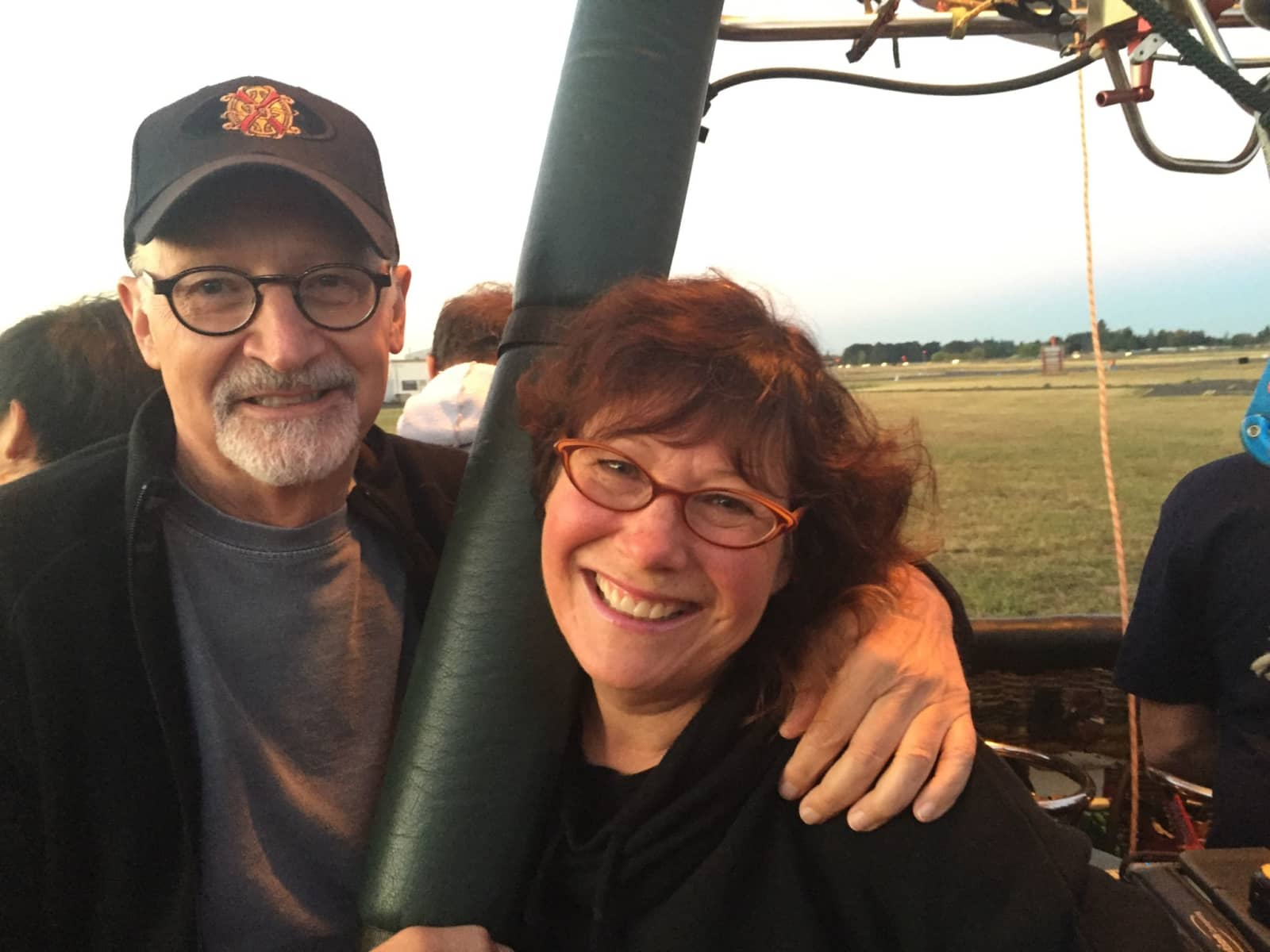 Susan & Clark from Portland, Oregon, United States