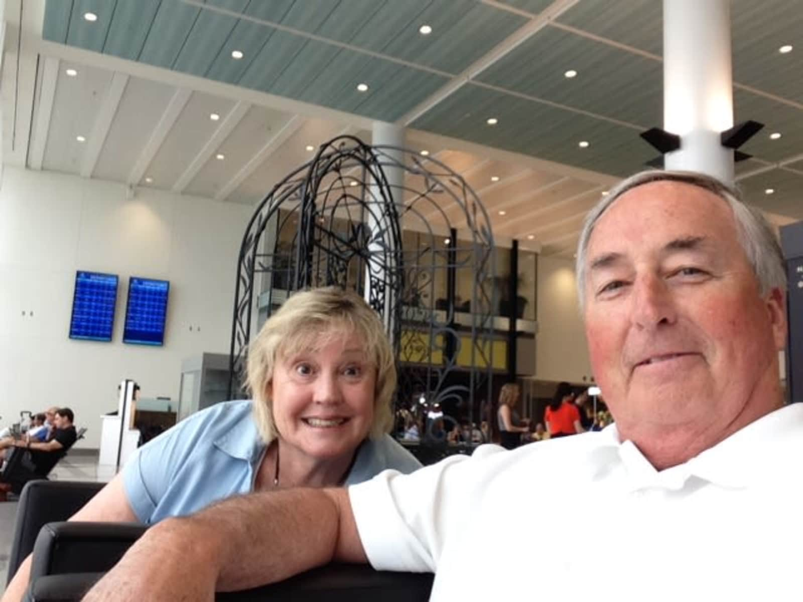 Judy & Ted from Kansas City, Missouri, United States