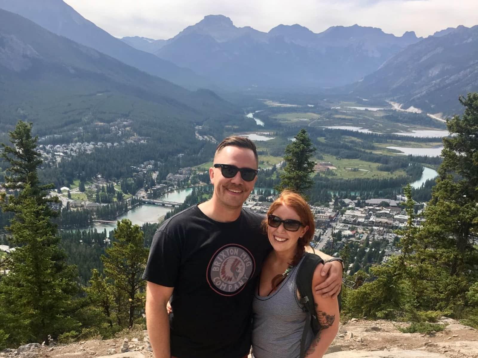 Andy & Sean from Saskatoon, Saskatchewan, Canada