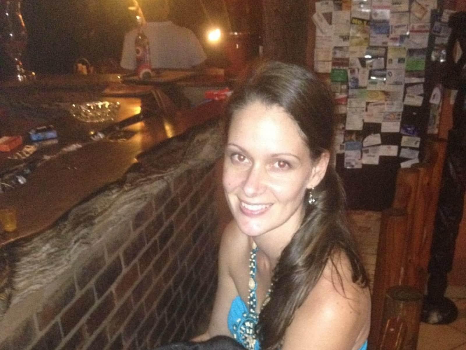 Kimberly from Wellington, New Zealand