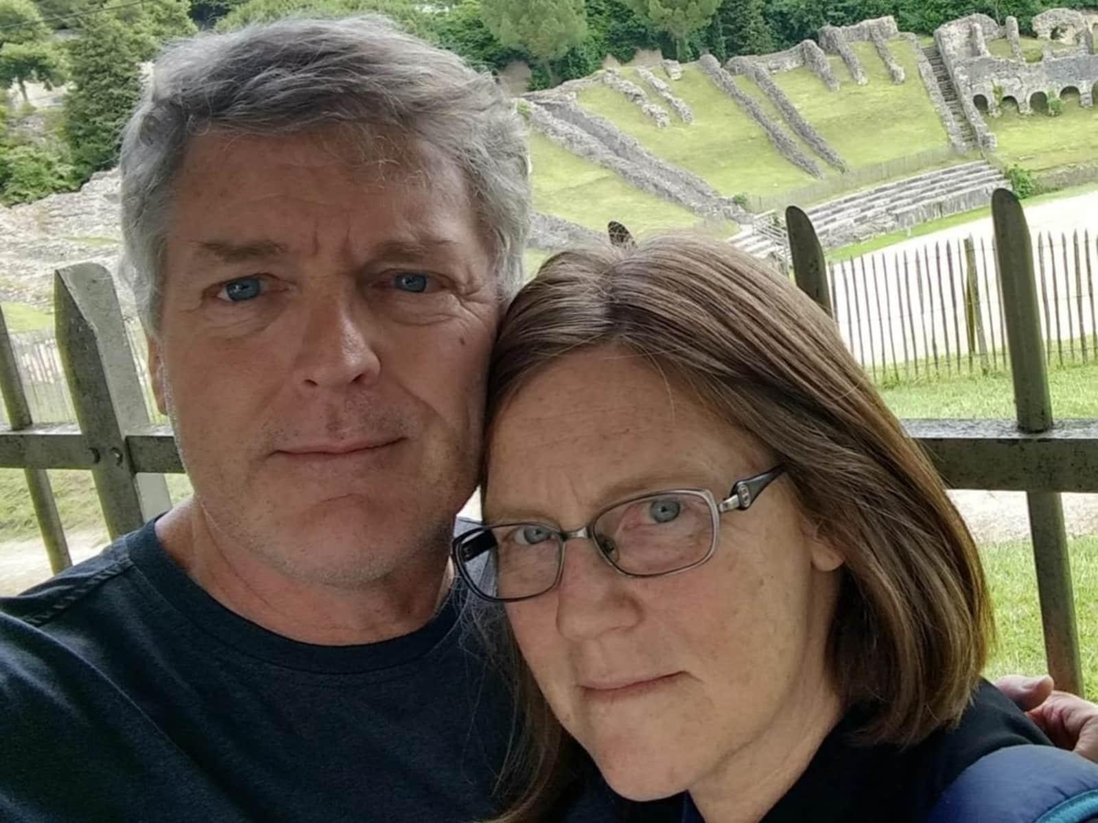 Scott & Kristin from Clinton, Washington, United States