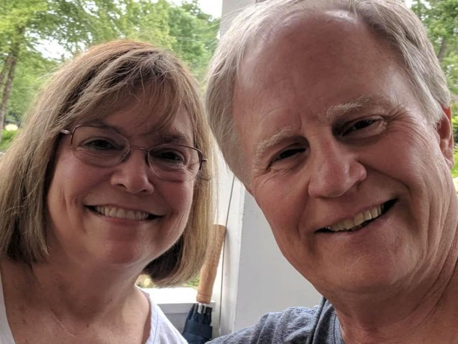 Carol & Robert from Centerville, Ohio, United States