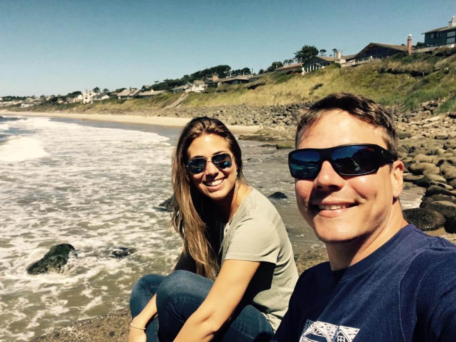 Sarah & Anthoney from Seattle, Washington, United States
