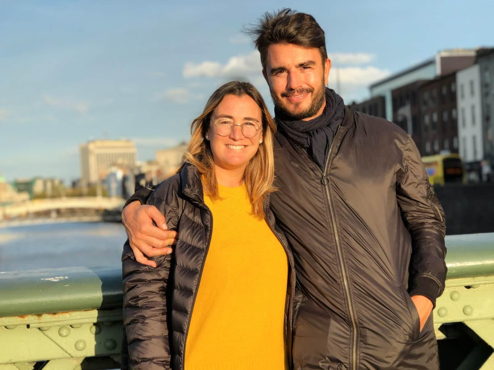 Victoria & Gabriel from Rosario, Argentina