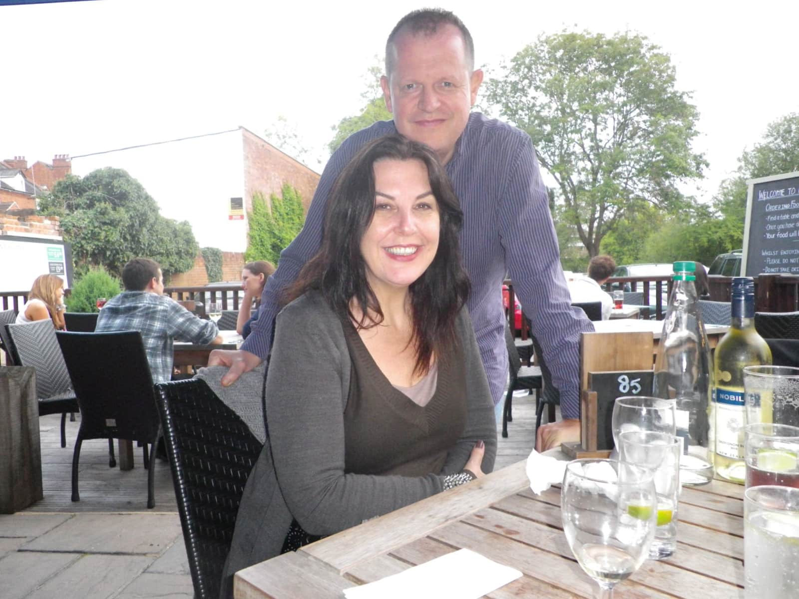 Treve & Anne-marie from Reading, United Kingdom