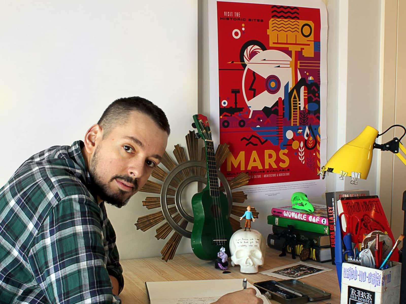 Gonzalo from Berlin, Germany
