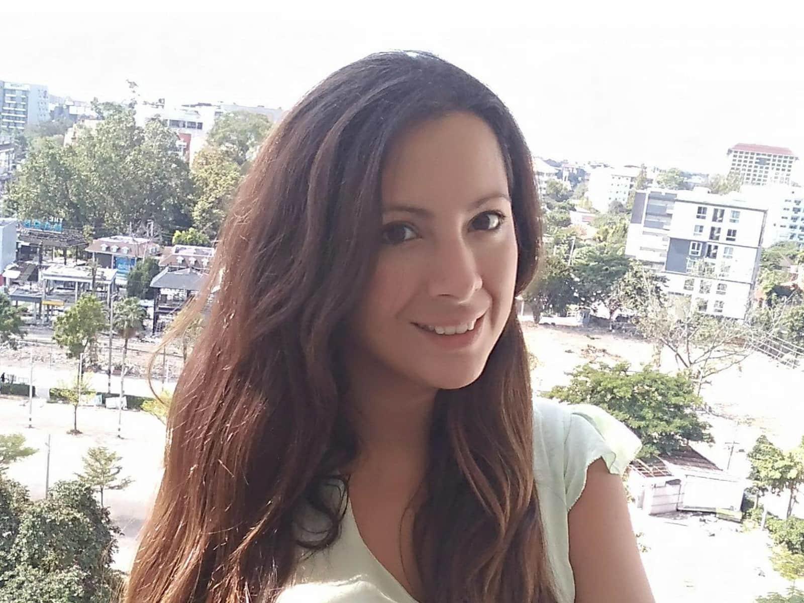 Beatriz from Chiang Mai, Thailand