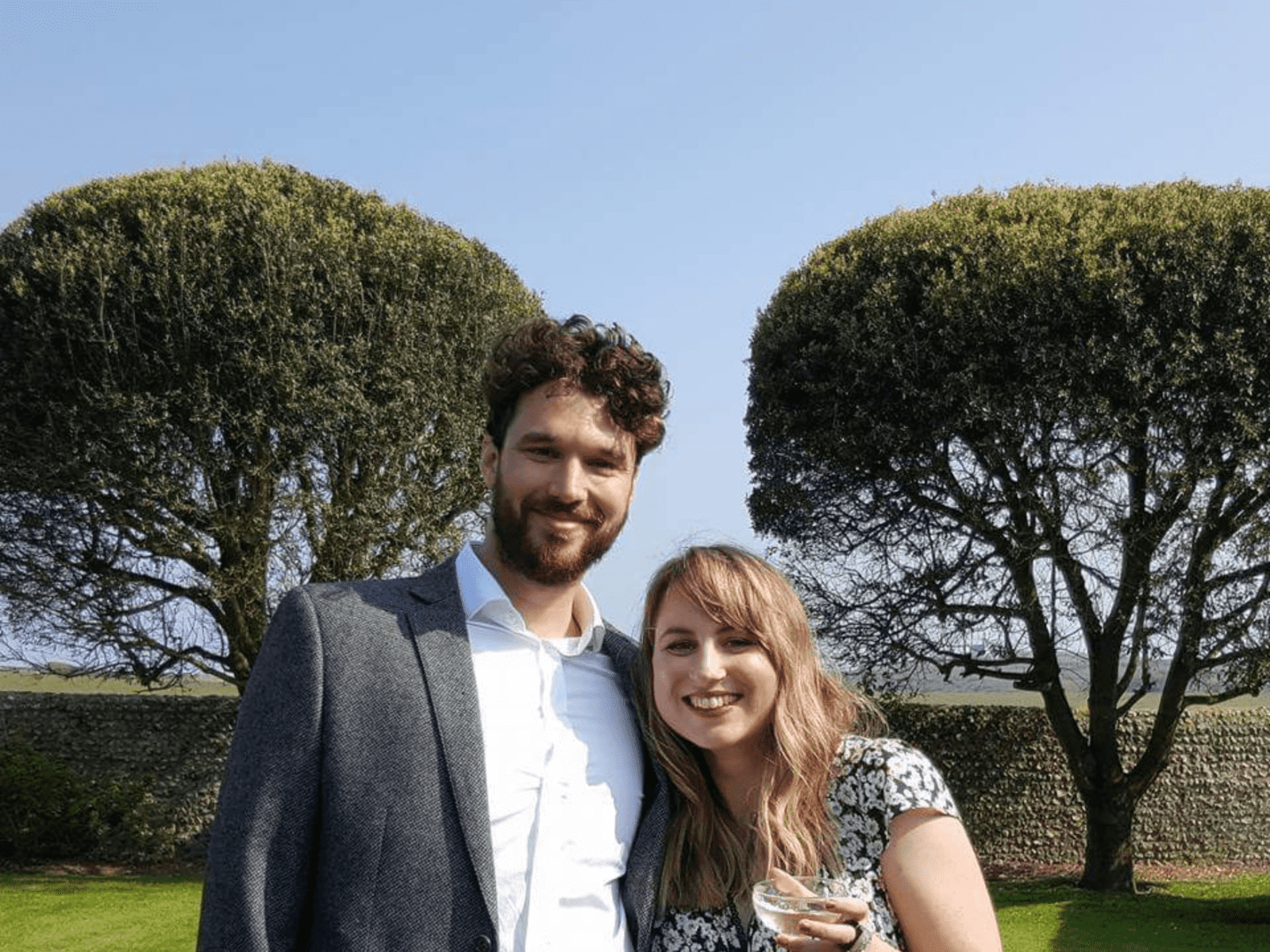 Katherine & Cameron from London, United Kingdom
