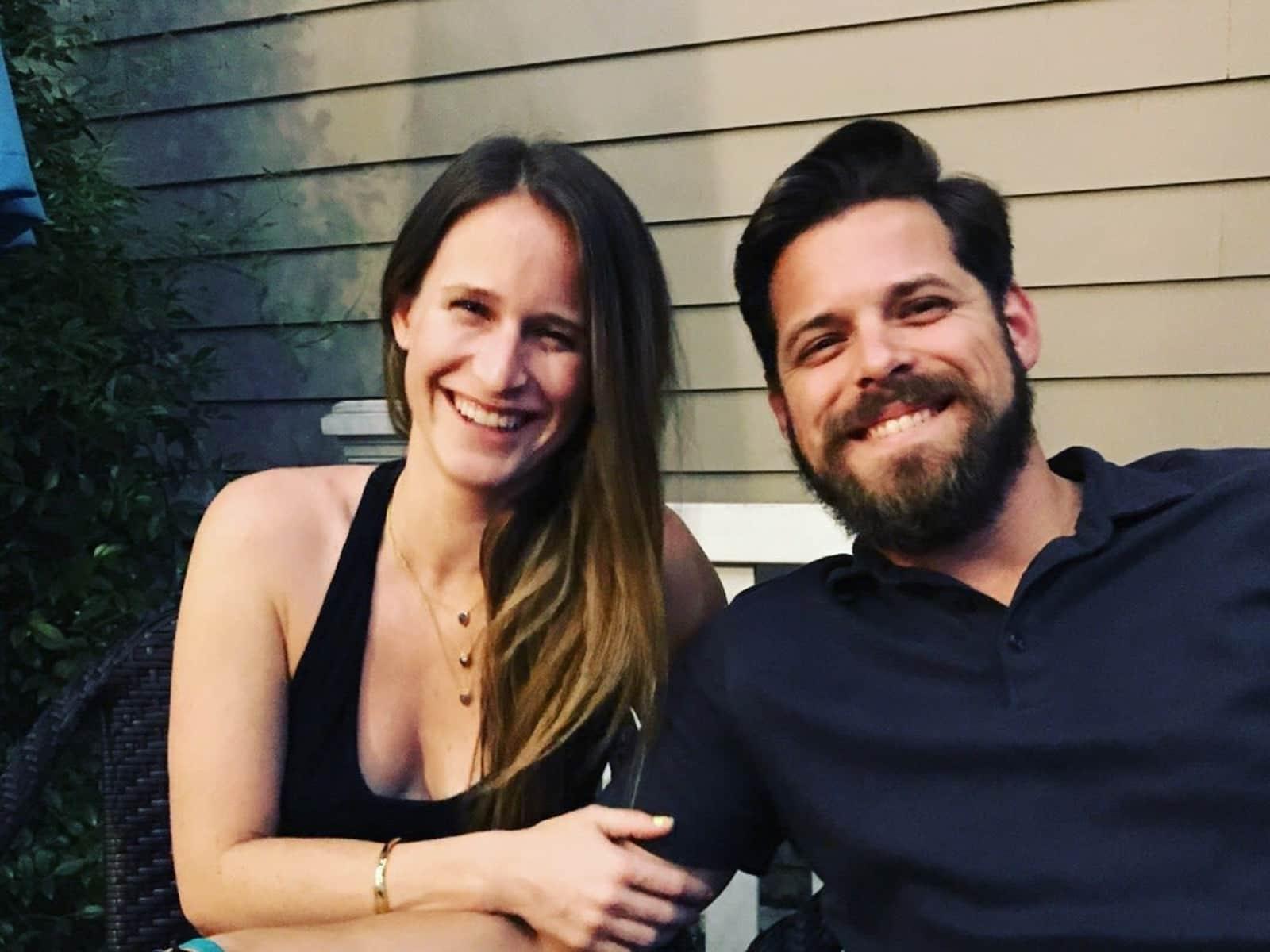 Lisa & John from San Rafael, California, United States