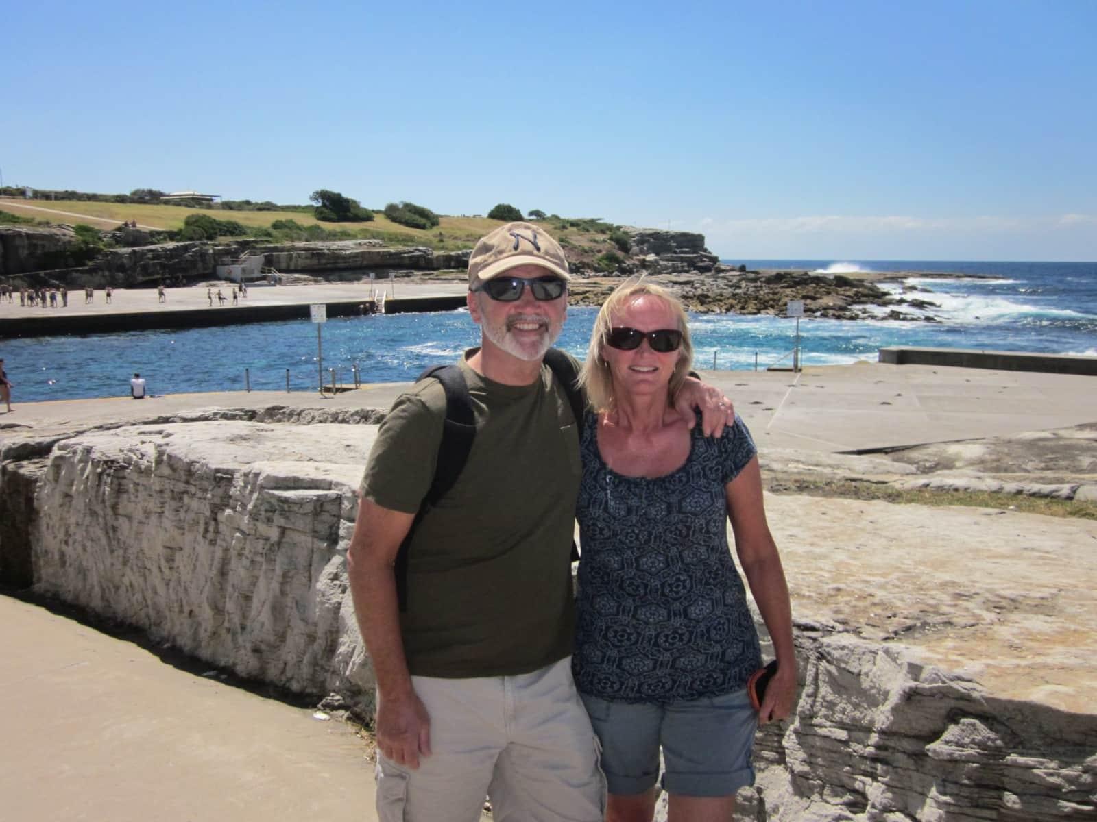 Christine & John from Yeovil, United Kingdom
