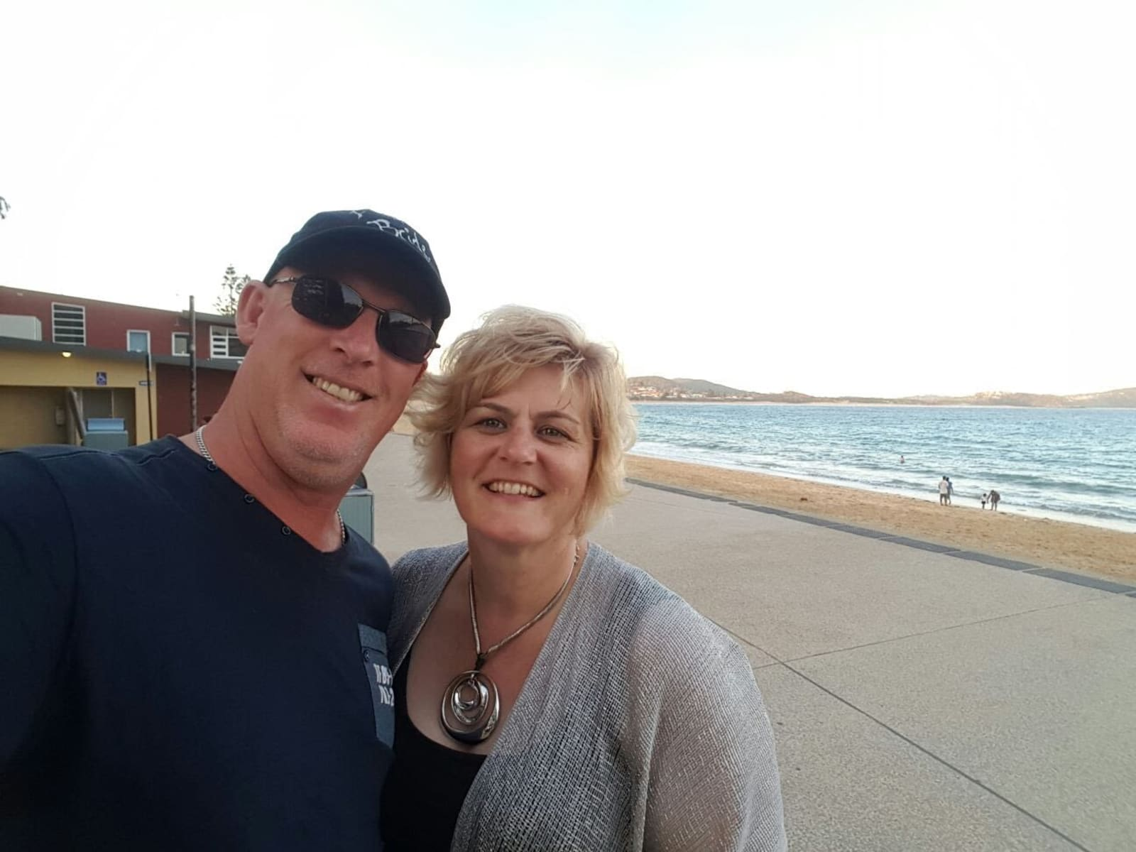 Wendy & Russell from Manchester, United Kingdom