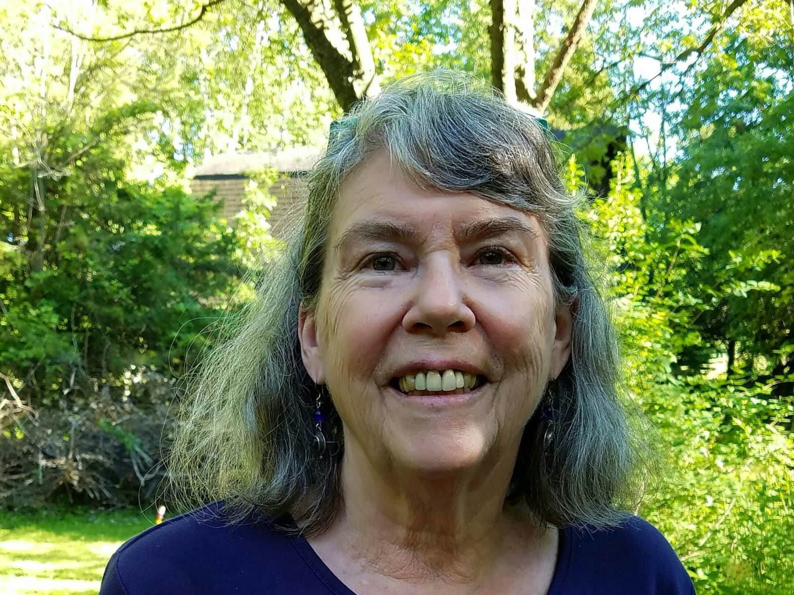 Mary beth from Madison, Wisconsin, United States
