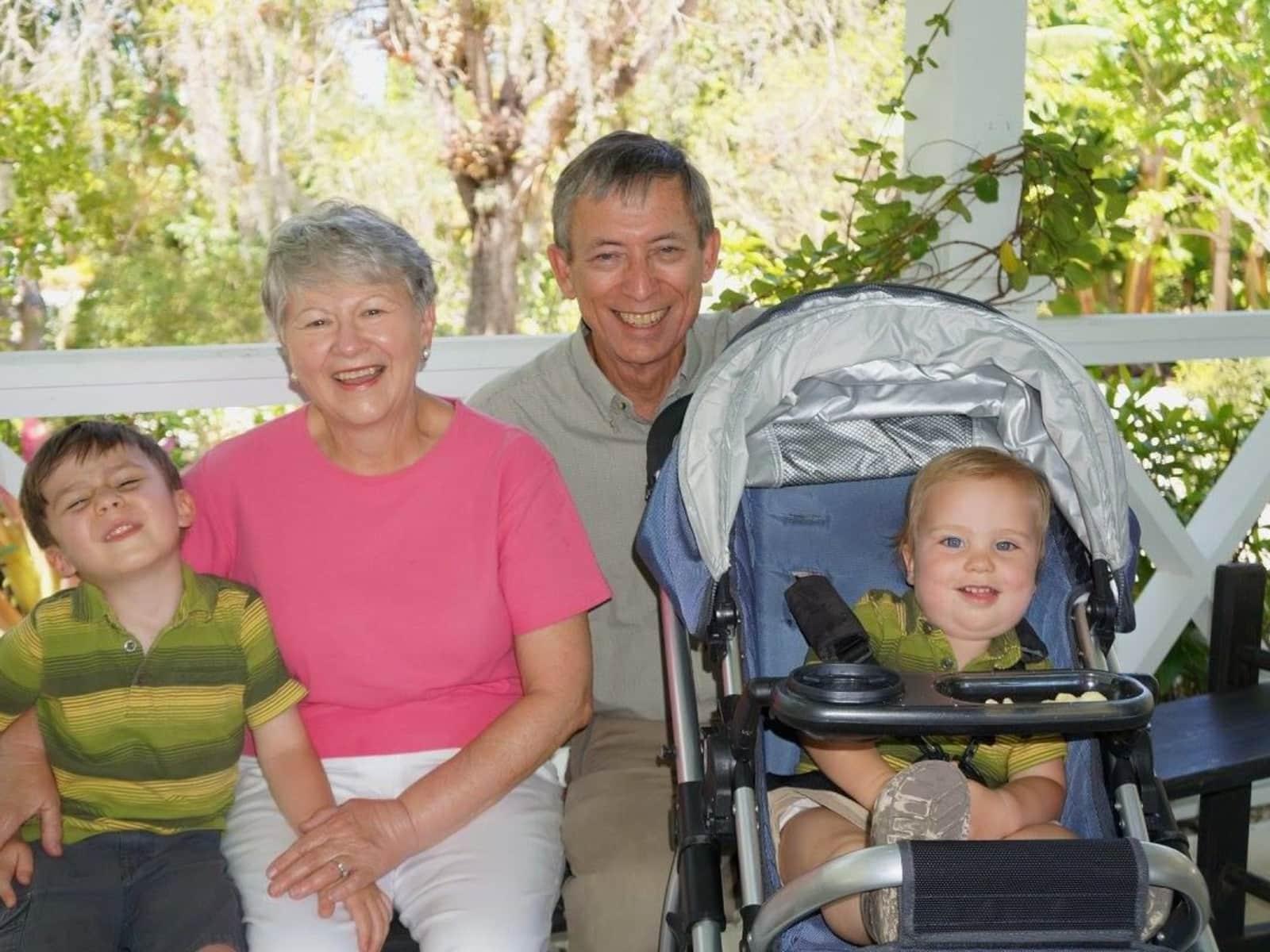 Richard and martha & Martha from Naples, Florida, United States