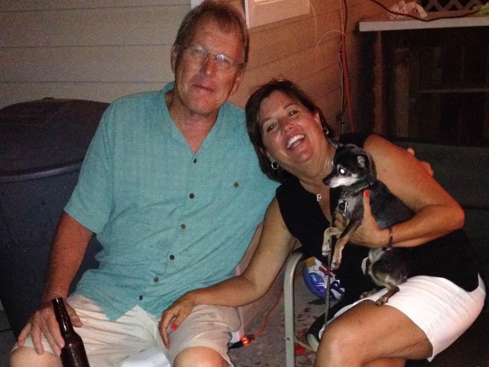 Roxann & Robert from Treasure Island, Florida, United States