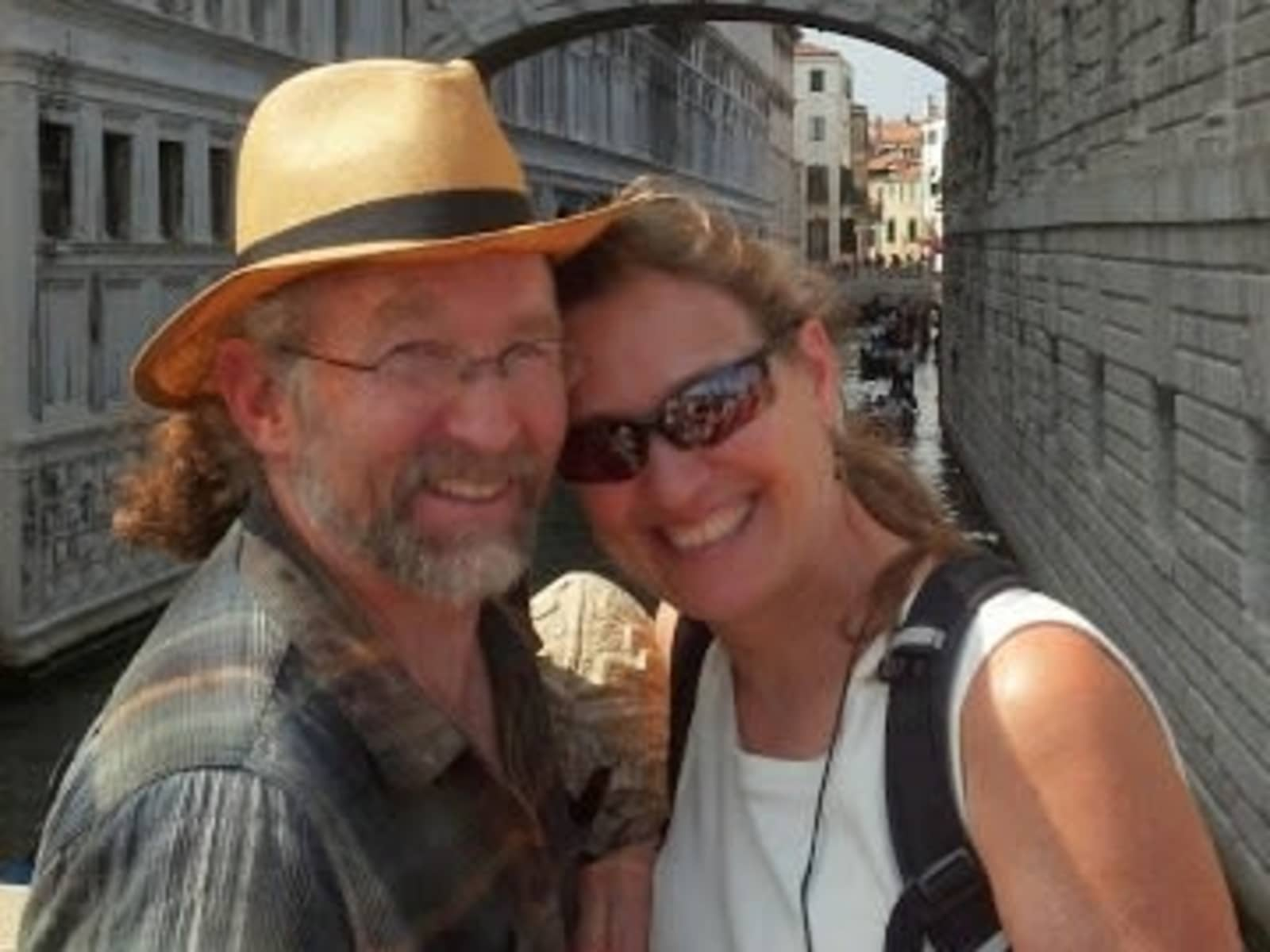 Deborah & Randy from West Dover, Vermont, United States