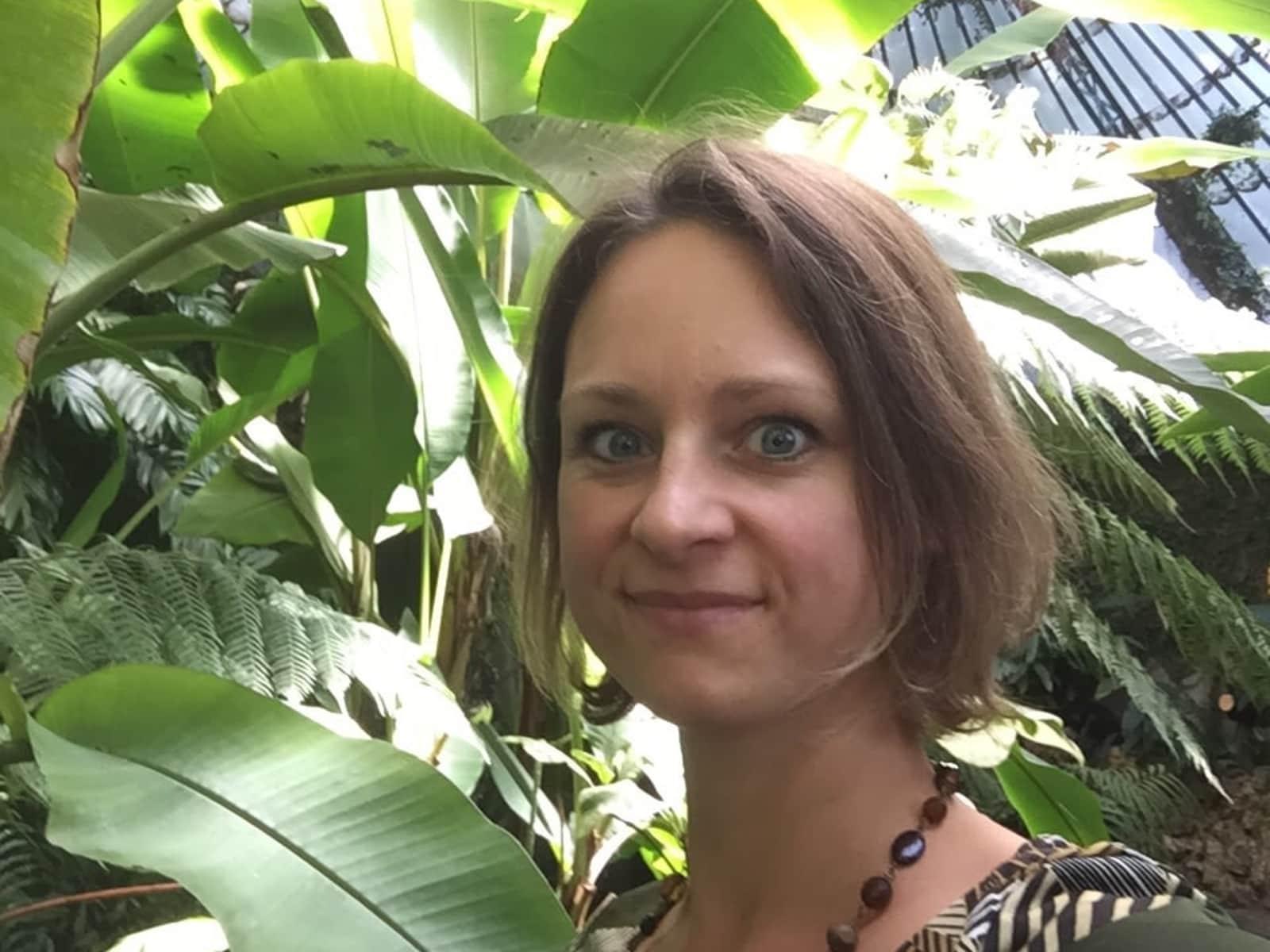 Mirjam from Eindhoven, Netherlands