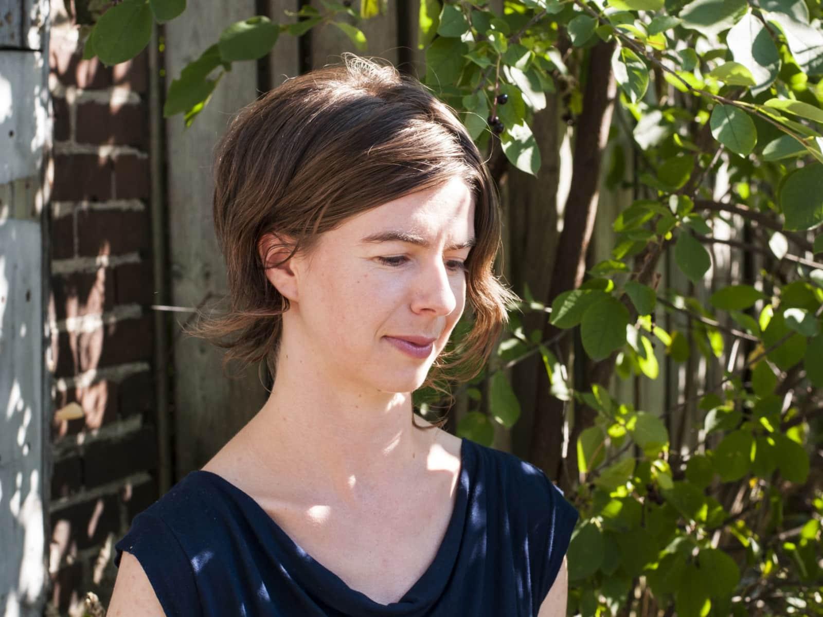 Helen from Montréal, Quebec, Canada