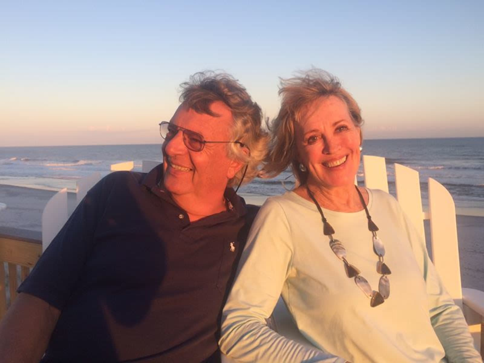 Beverley & Philippe from Wilmington, North Carolina, United States
