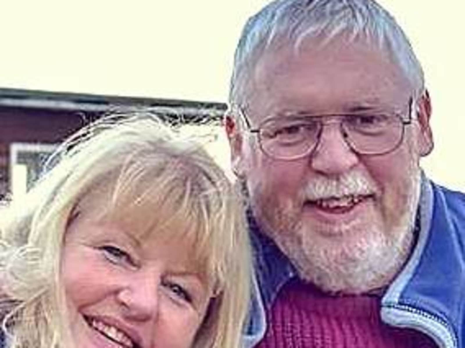 Kate and keith & Keith from Tewkesbury, United Kingdom