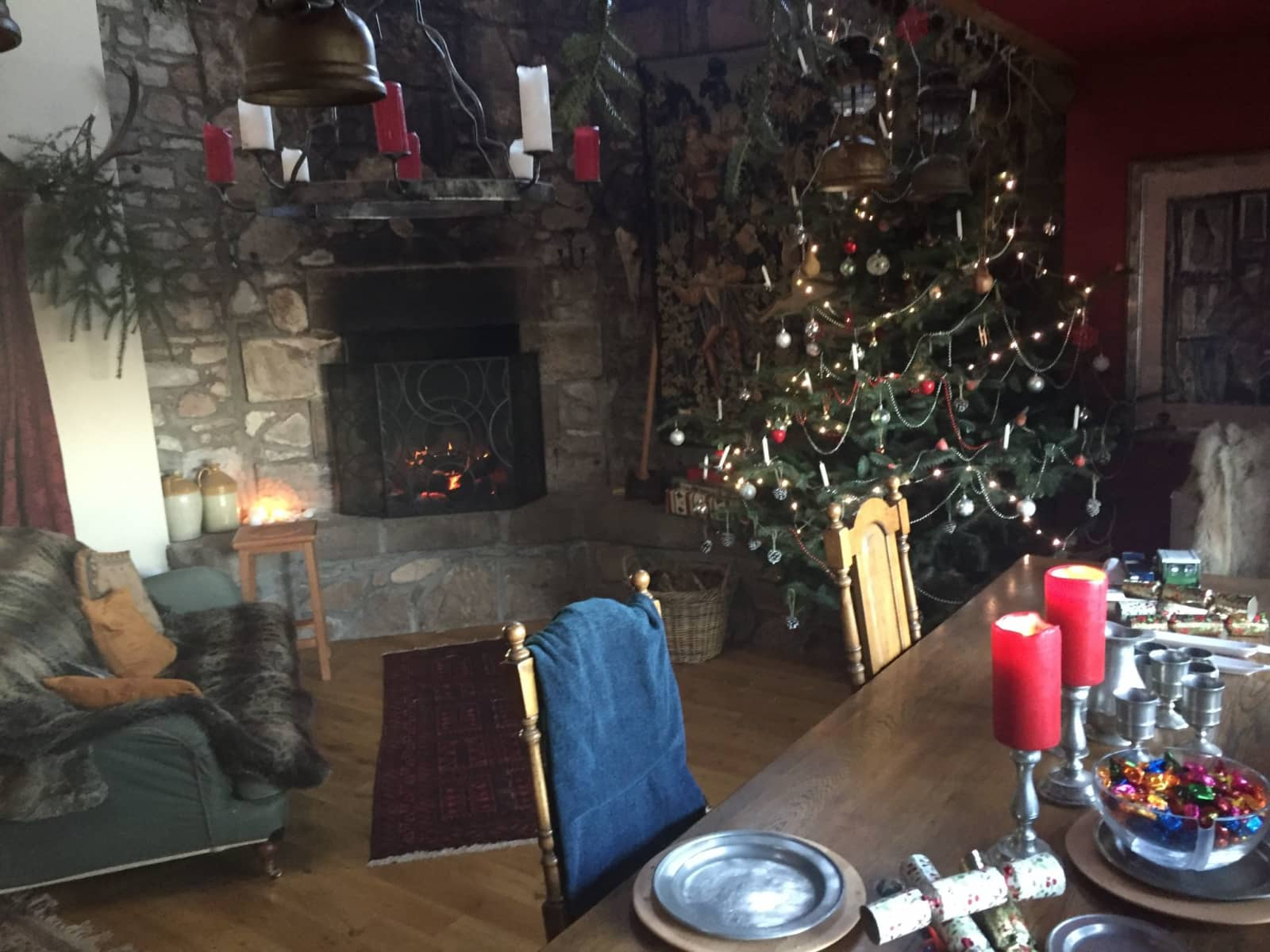 Housesitting assignment in Stonehaven, United Kingdom