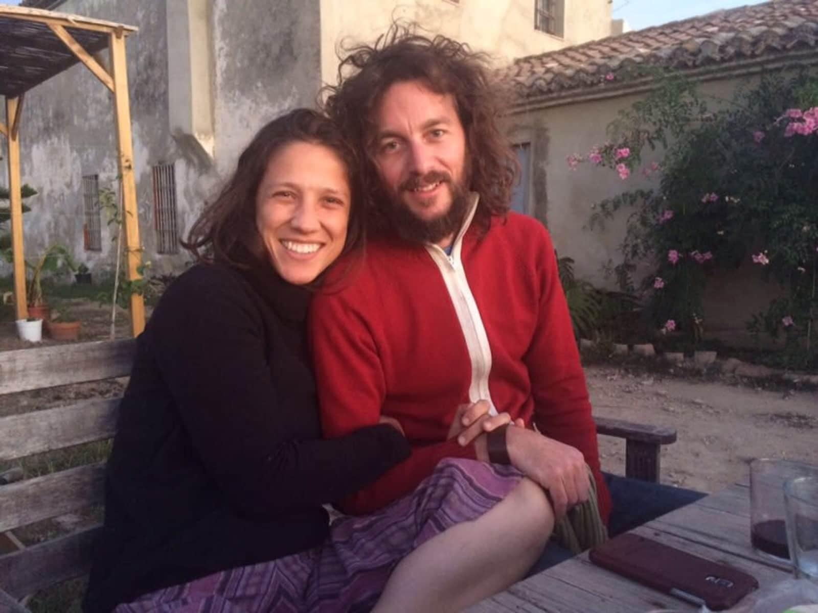 Monique & Lars from Valencia, Spain