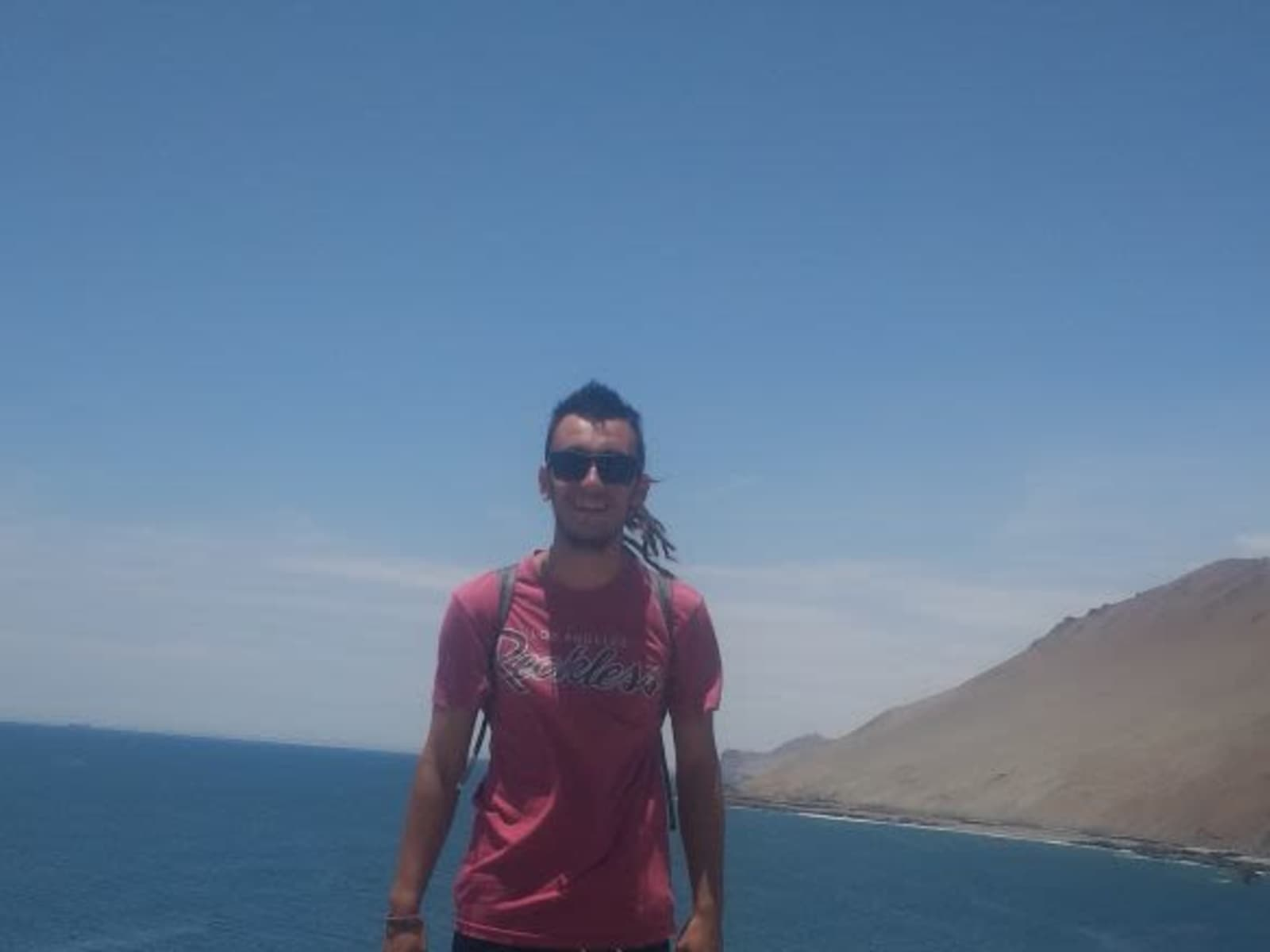 Cristian from Neuquén, Argentina