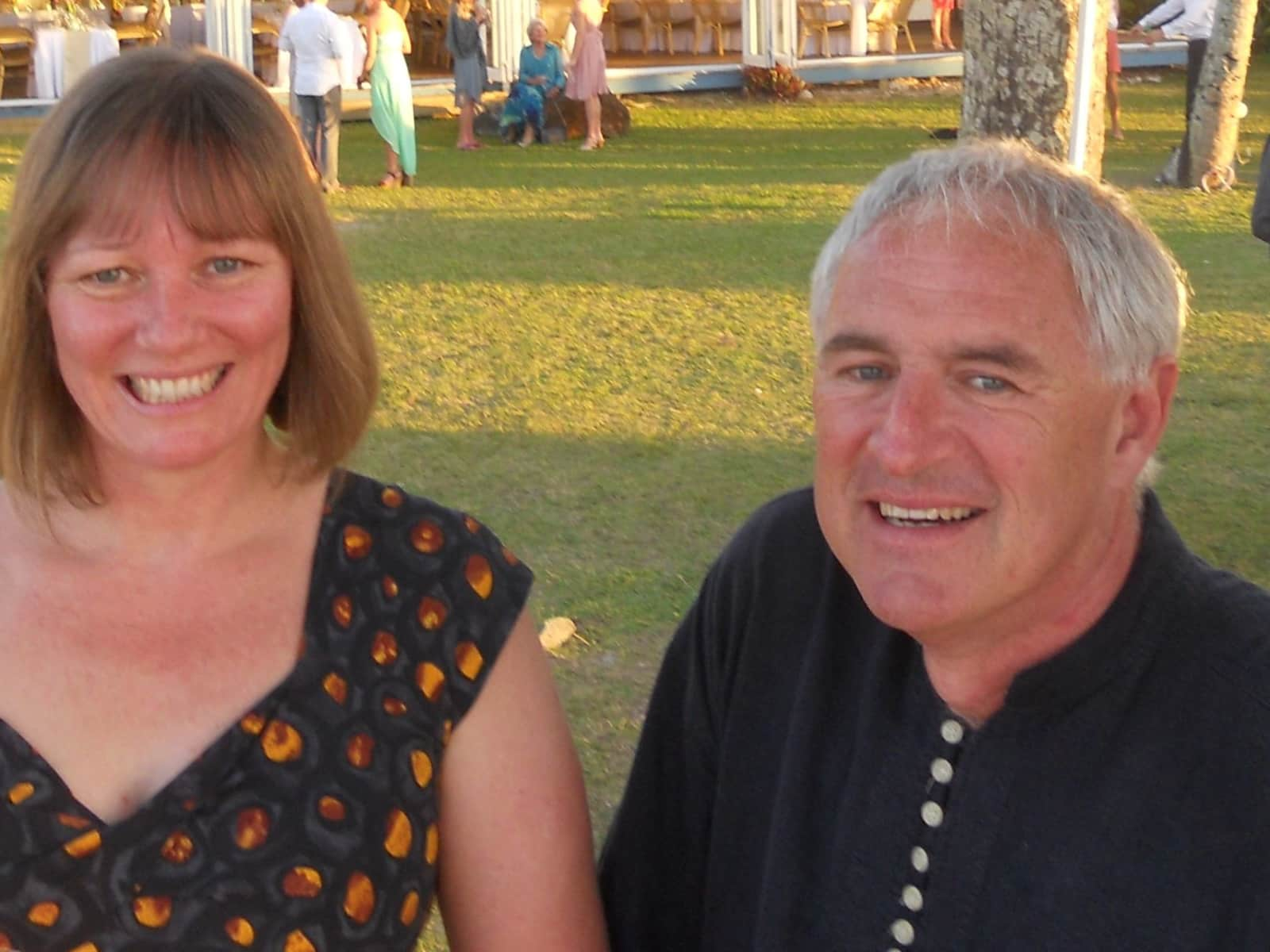 Tracey & Dave from Whangarei, New Zealand