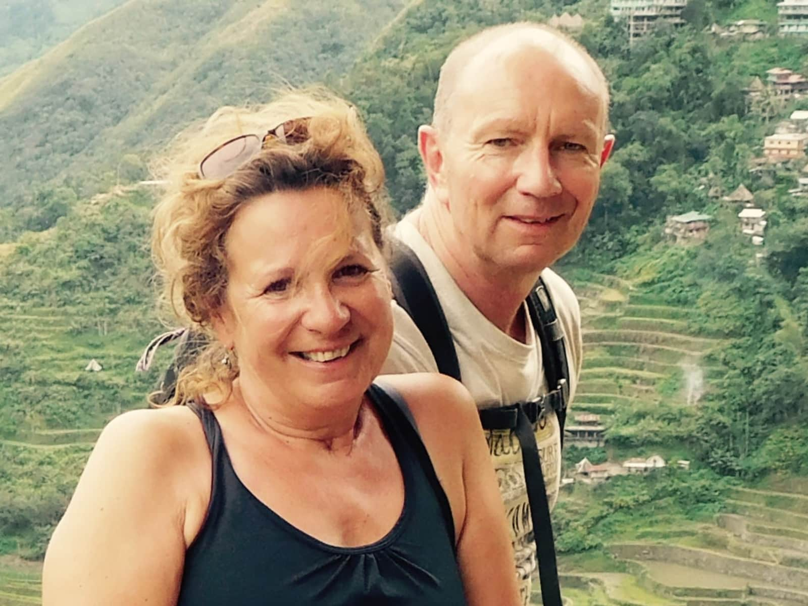 Helen & Jim from Southampton, United Kingdom