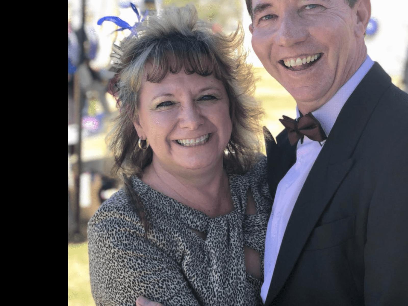 Brenda & David from Brisbane, Queensland, Australia