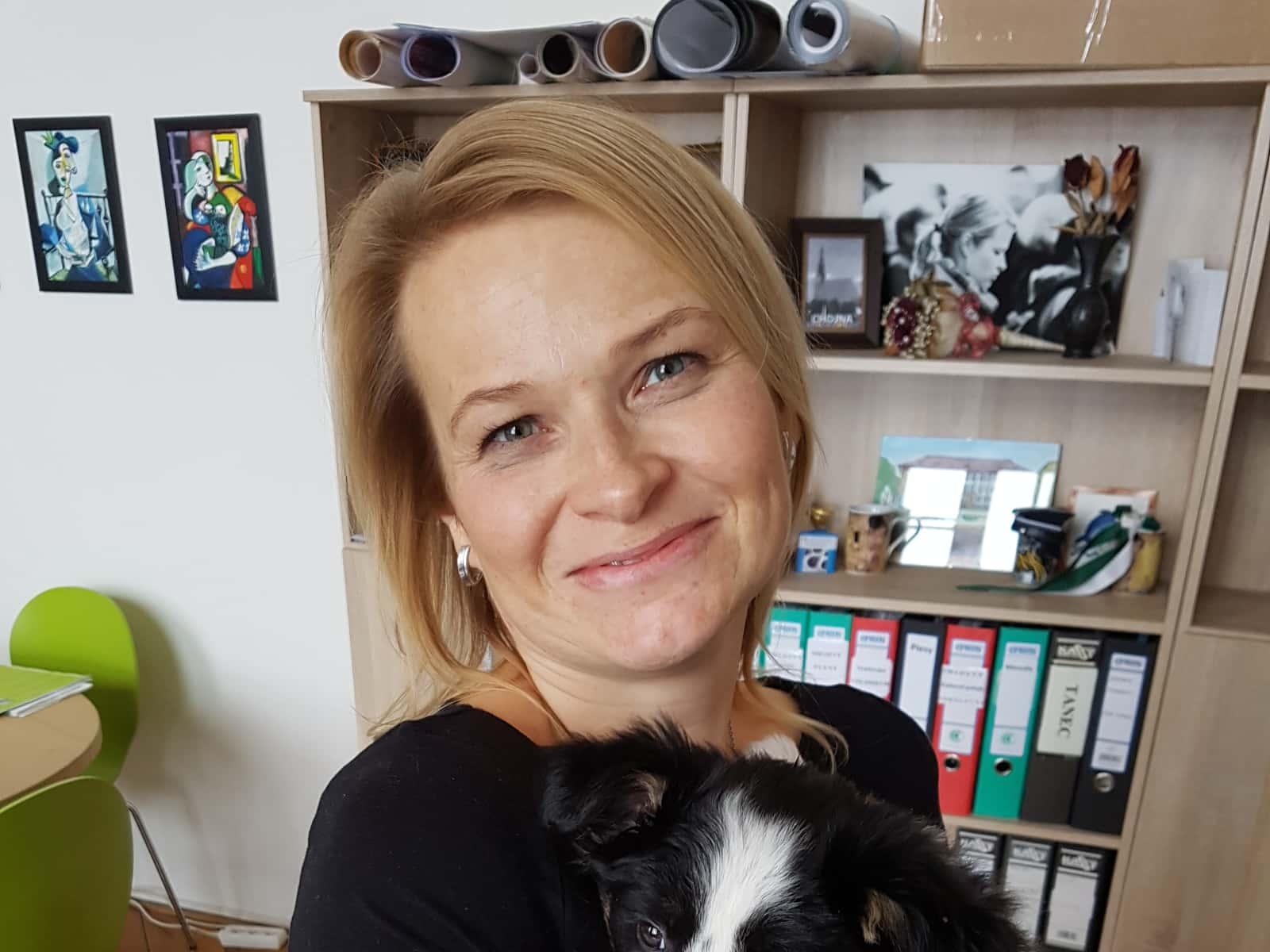Olga from Sušice, Czech Republic