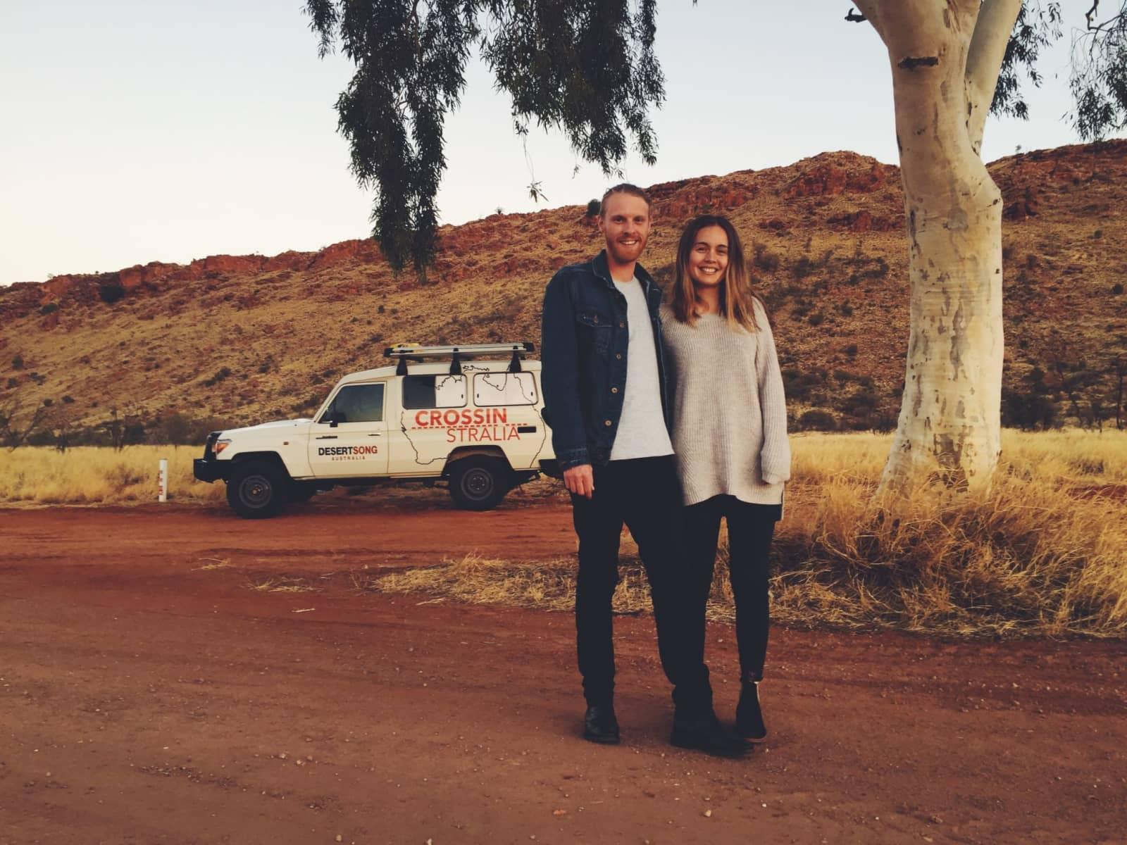 Amy & Trentan from Brisbane, Queensland, Australia