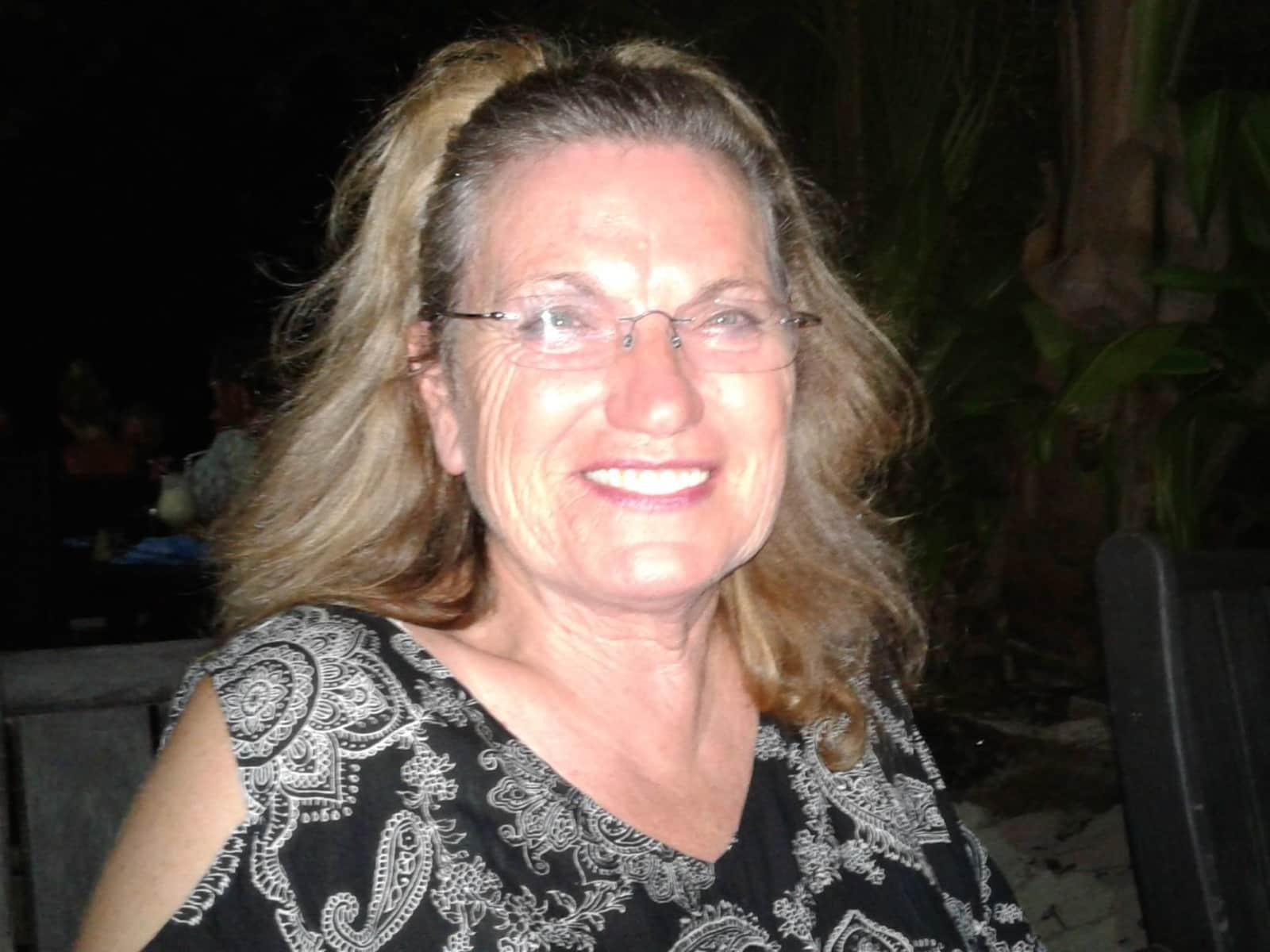 Janet from Te Aroha, New Zealand