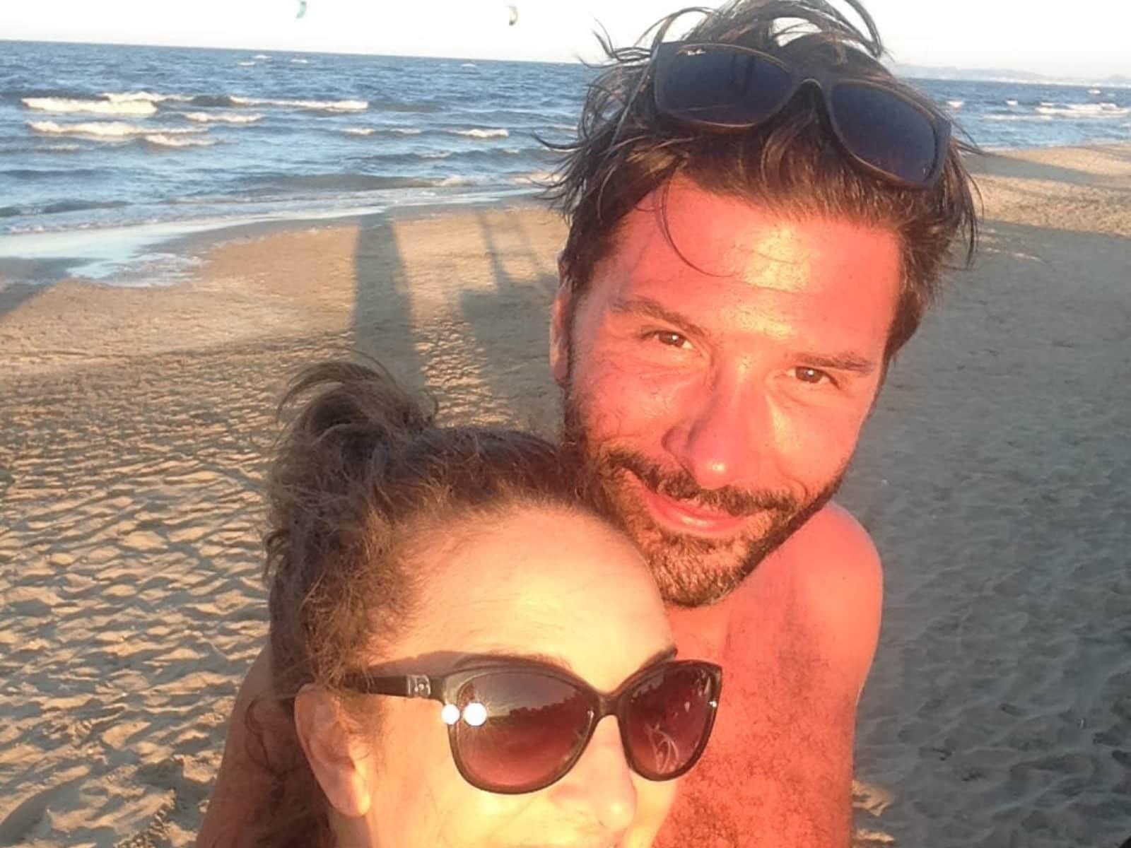 Maria giulia & Gian francesco from Bologna, Italy