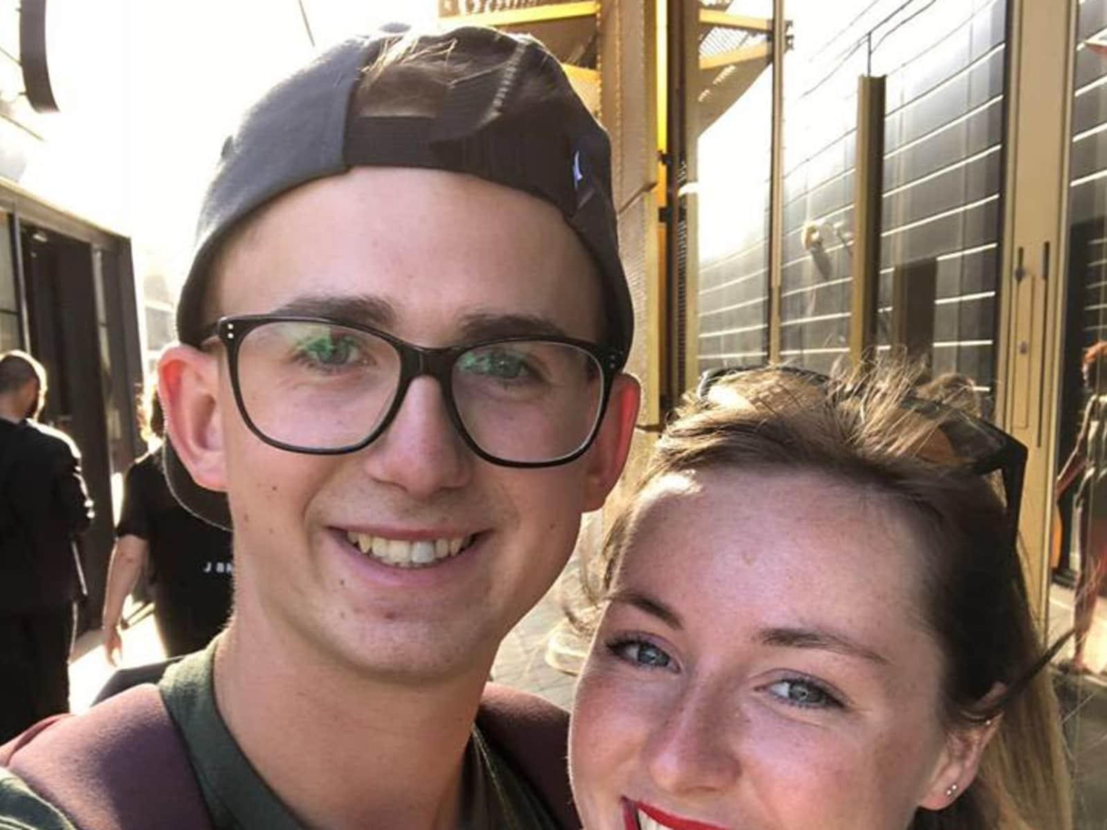 Evie & Mitchell from Milton Keynes, United Kingdom