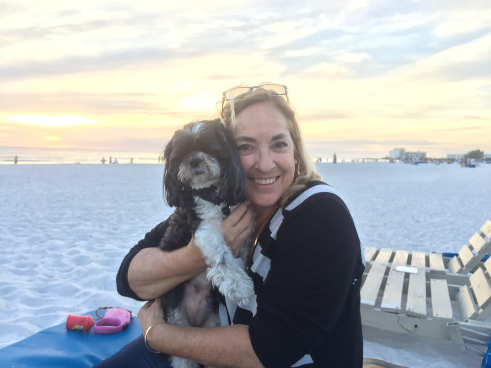 Karen from Floresta, Florida, United States