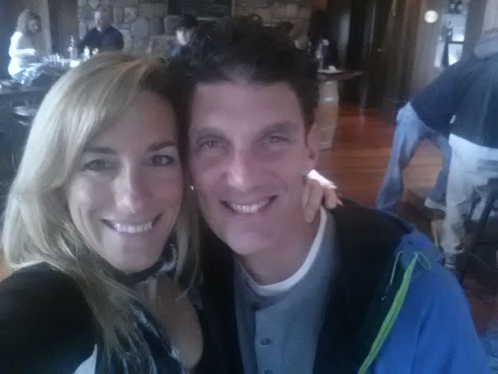 Diane & Chris from West Hartford, Connecticut, United States