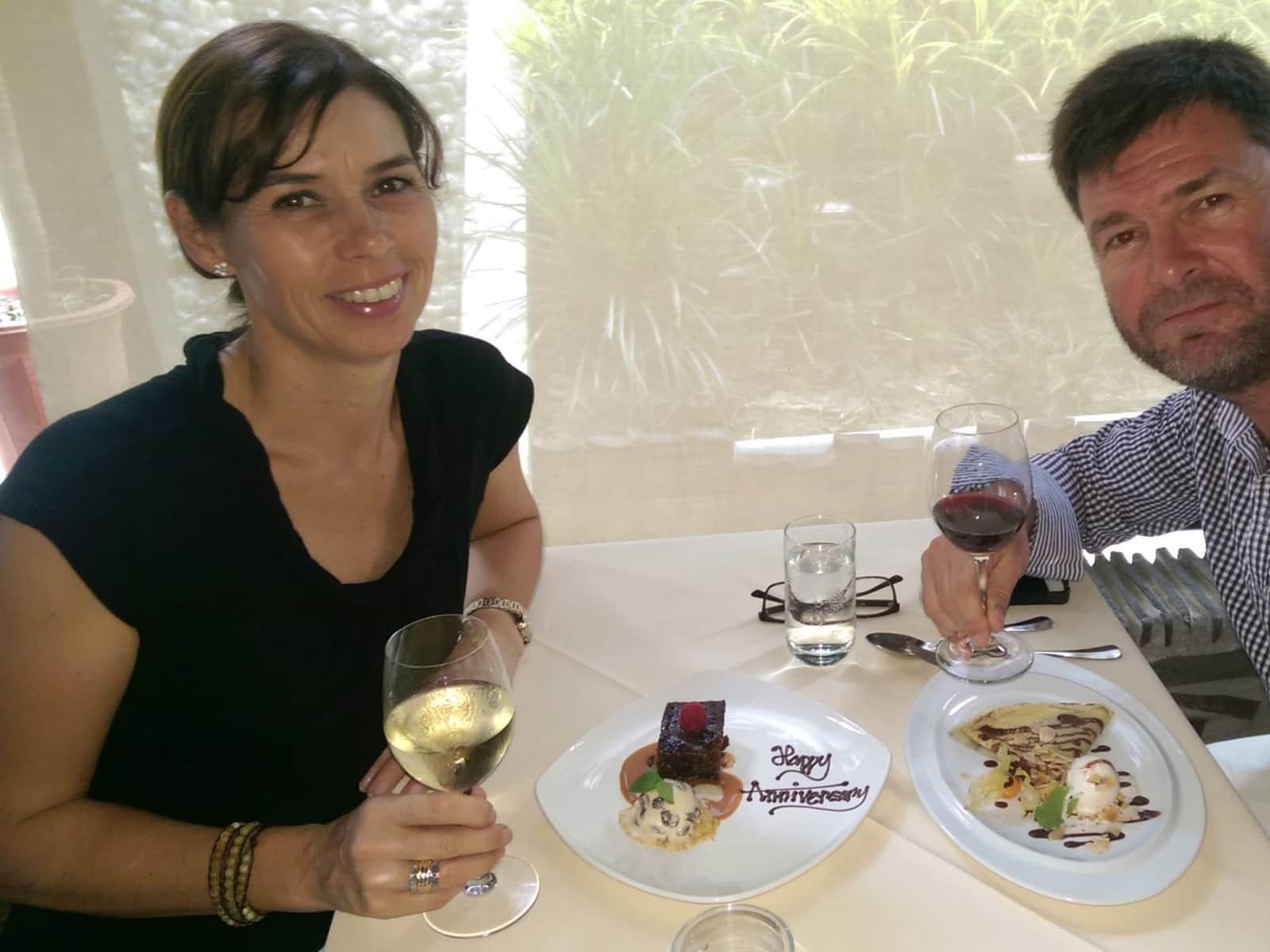 Nardia & Jason from Singapore, Singapore