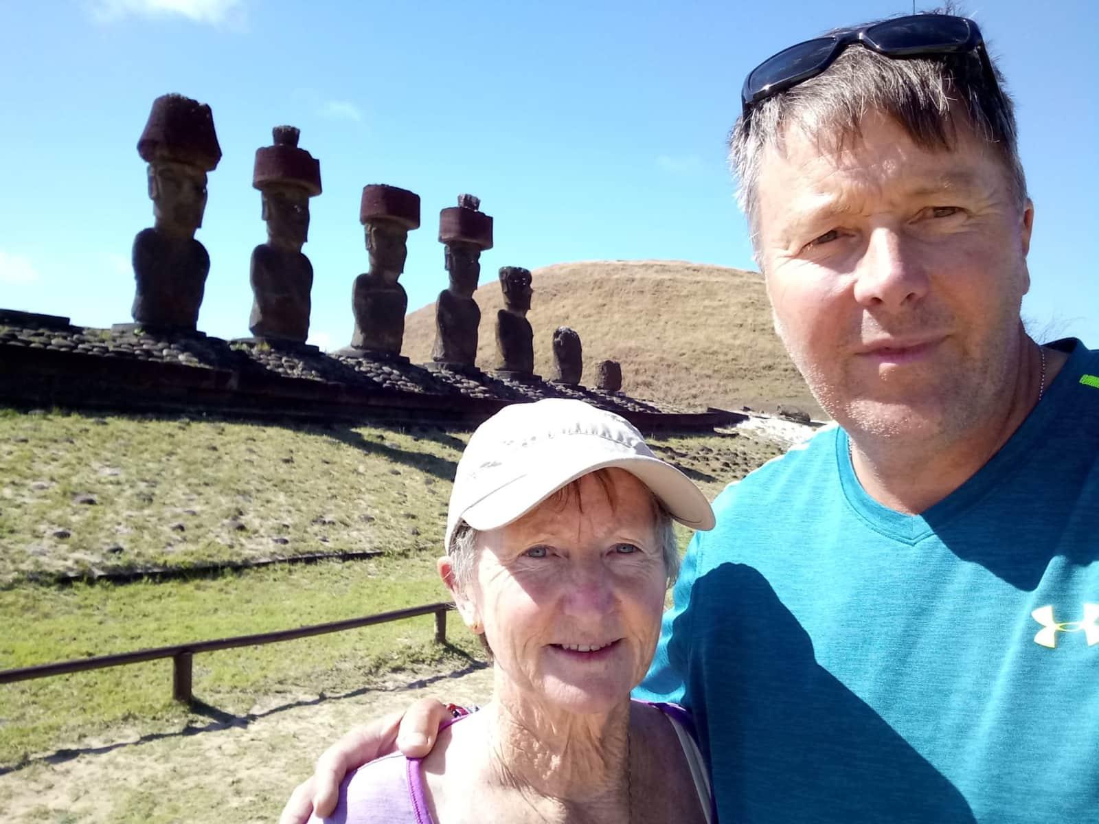 Carol & Mark from Christchurch, New Zealand