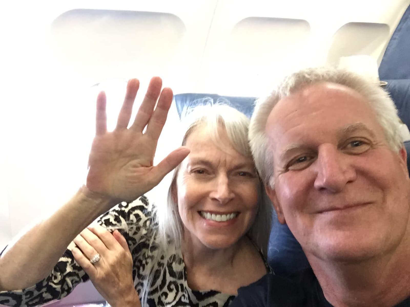 Michael & Susan from Pinehurst, North Carolina, United States