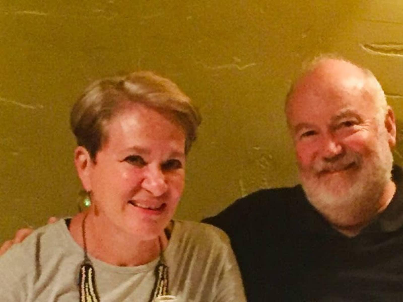 Iris & Patrick from Ashland, Oregon, United States