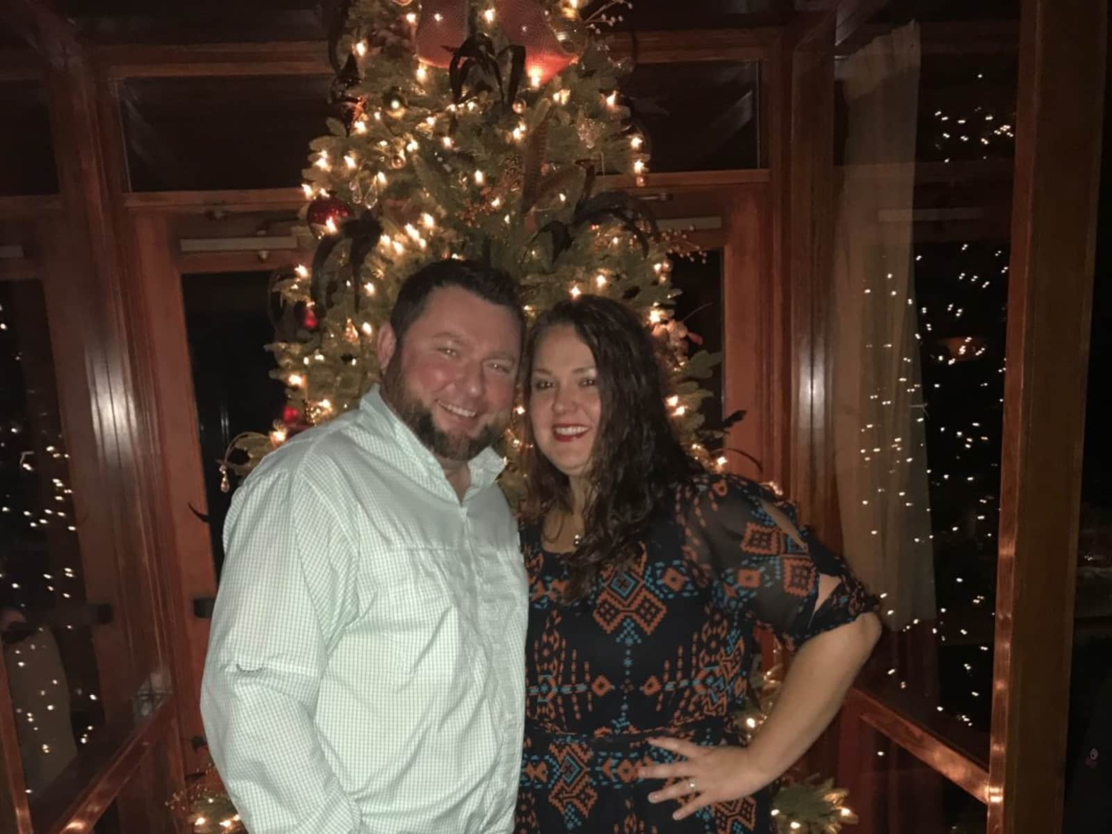 Angela & Chuck from Atlanta, Georgia, United States
