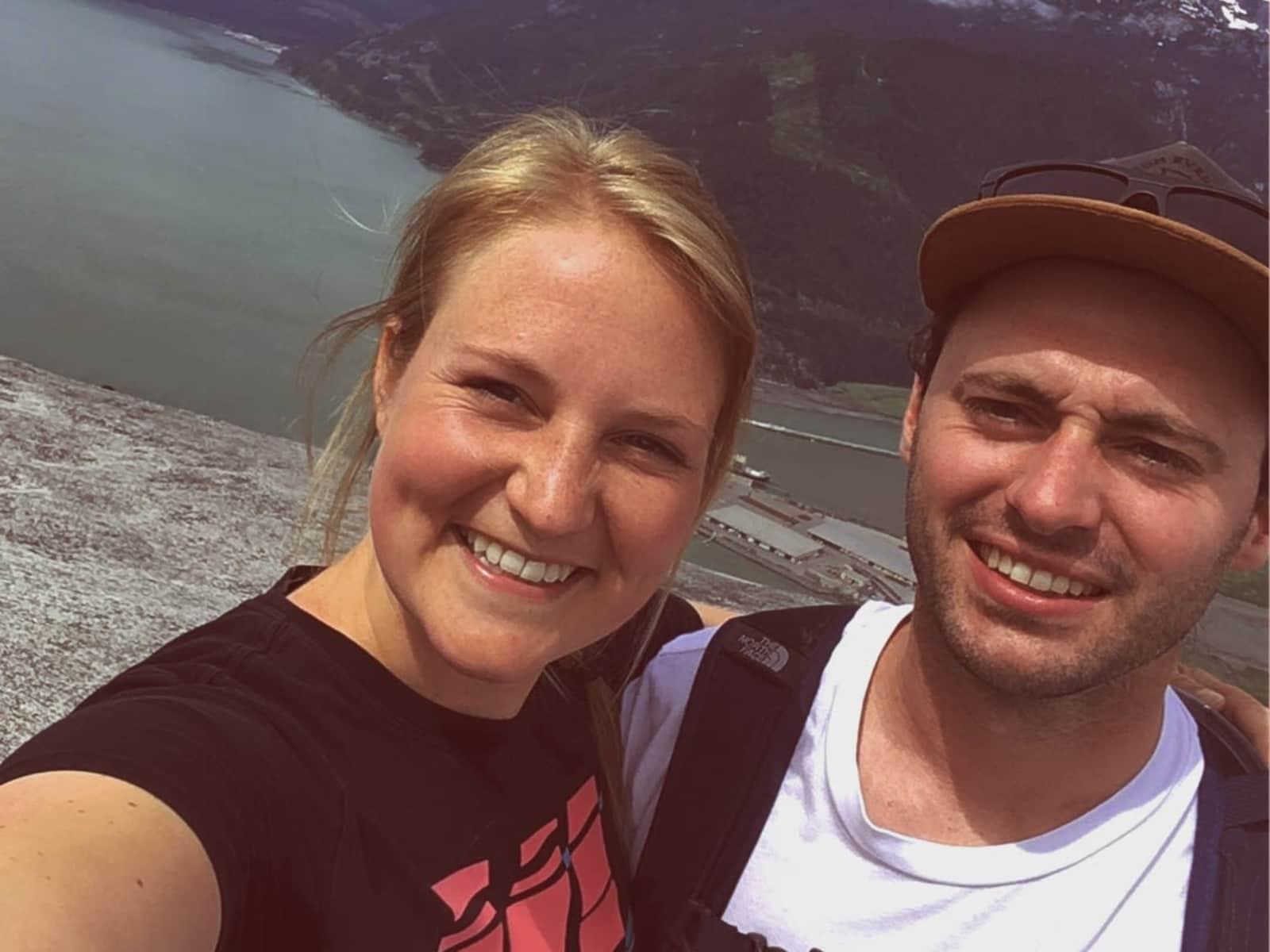 Yanina & Brett from Gent, Belgium