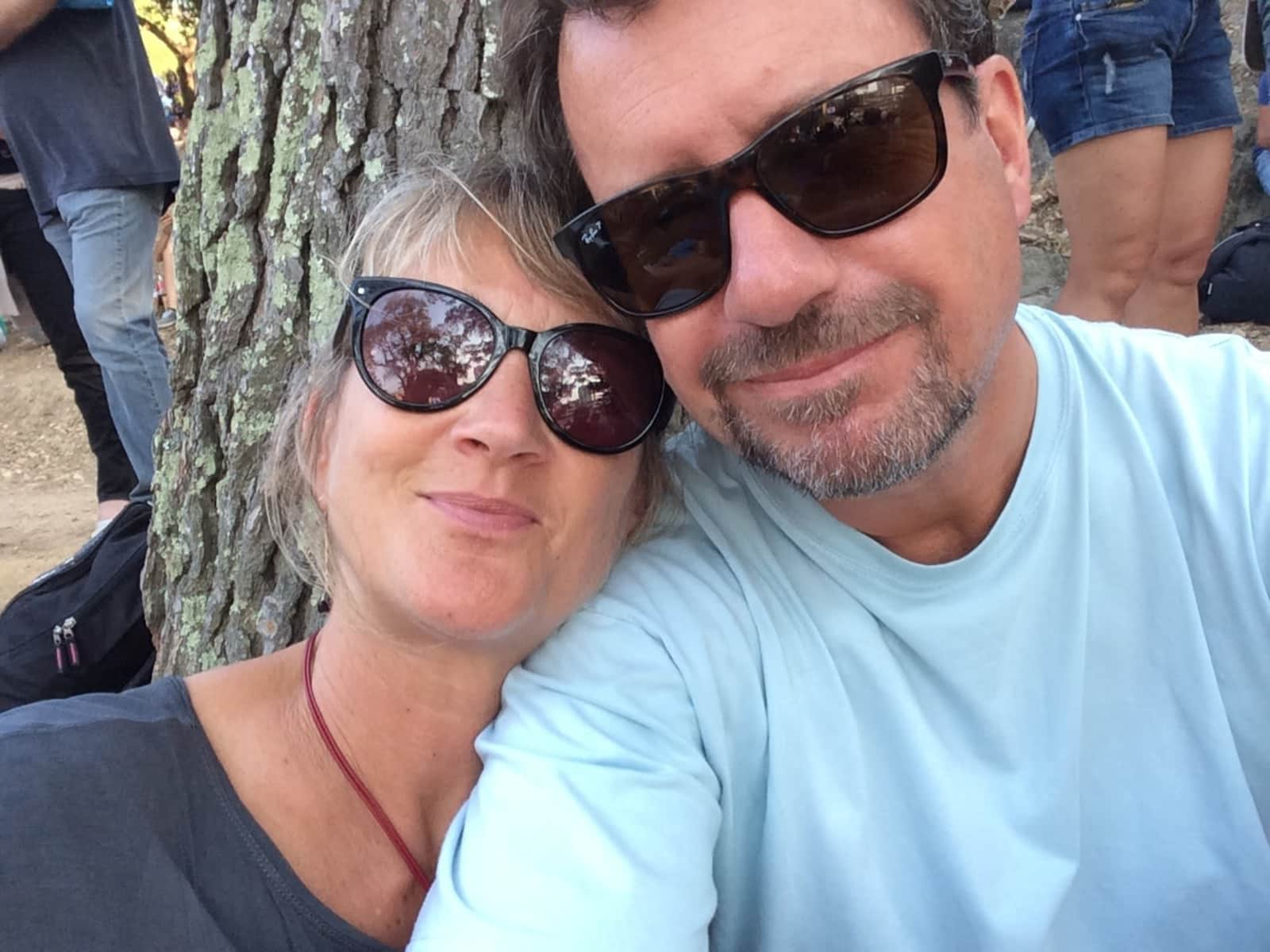Debra & Ian from Shepton Mallet, United Kingdom