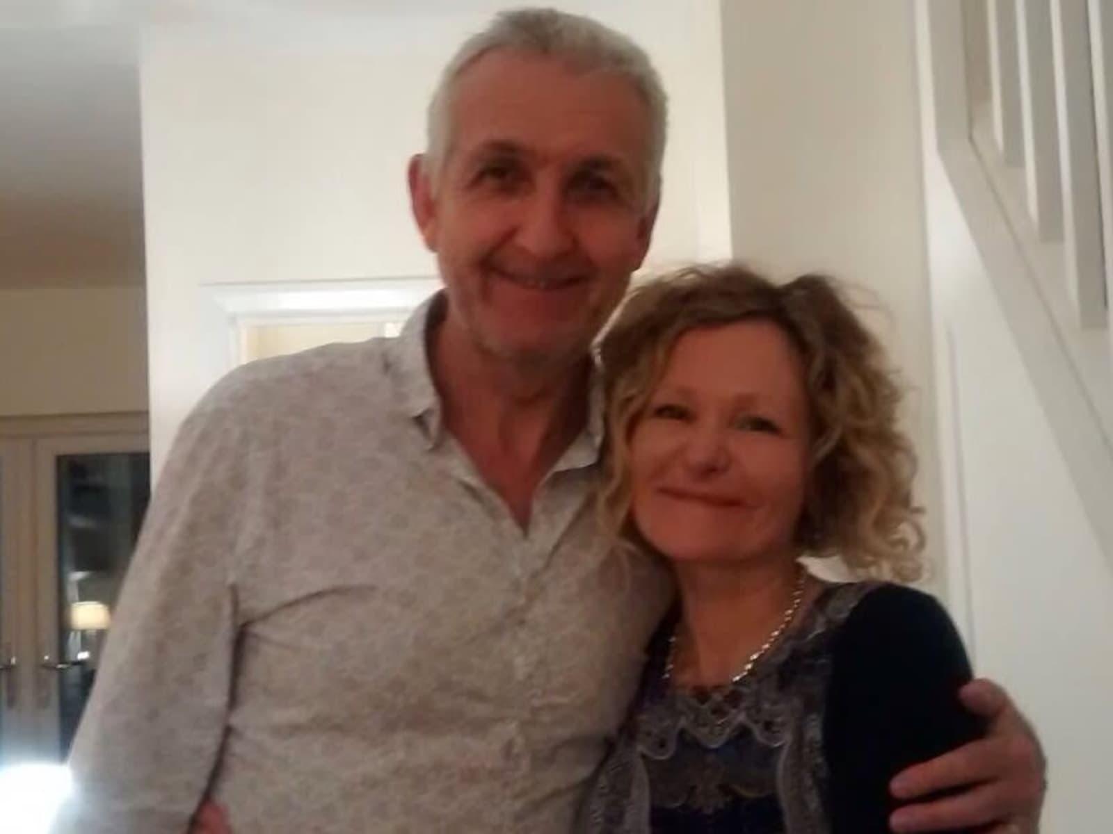 Dorota & Roger from Deal, United Kingdom