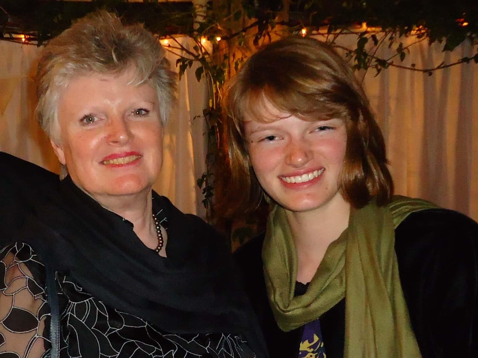 Barbara & Alexandra from Brisbane, Queensland, Australia