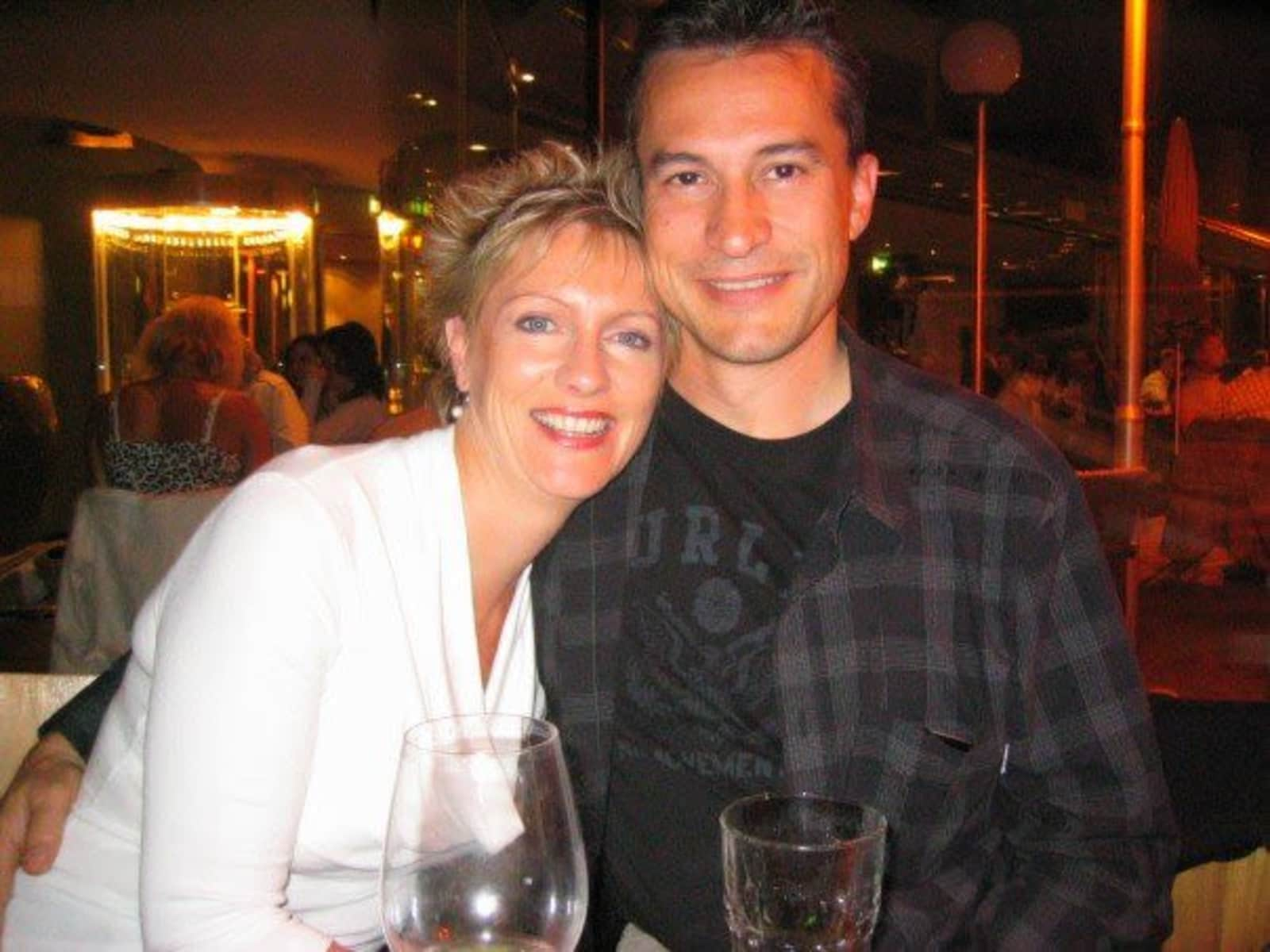 Helen & Pete from Marlow, United Kingdom