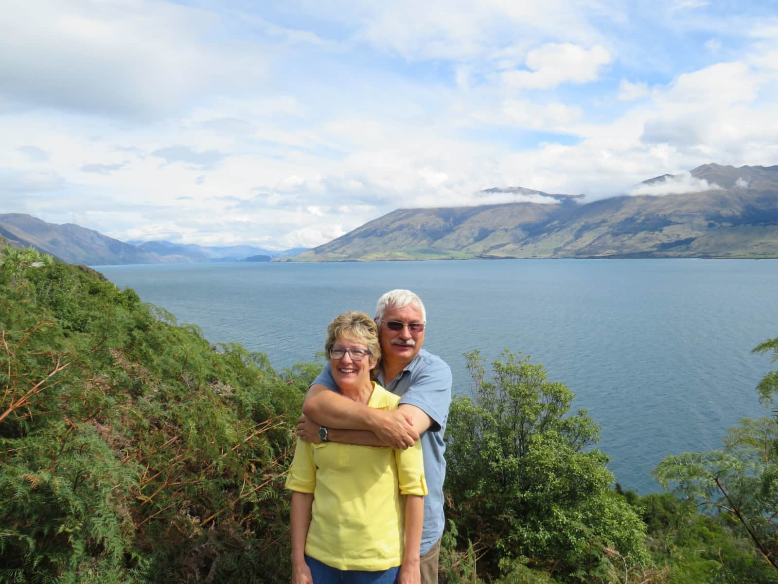 Steve and sally from Dulverton, United Kingdom
