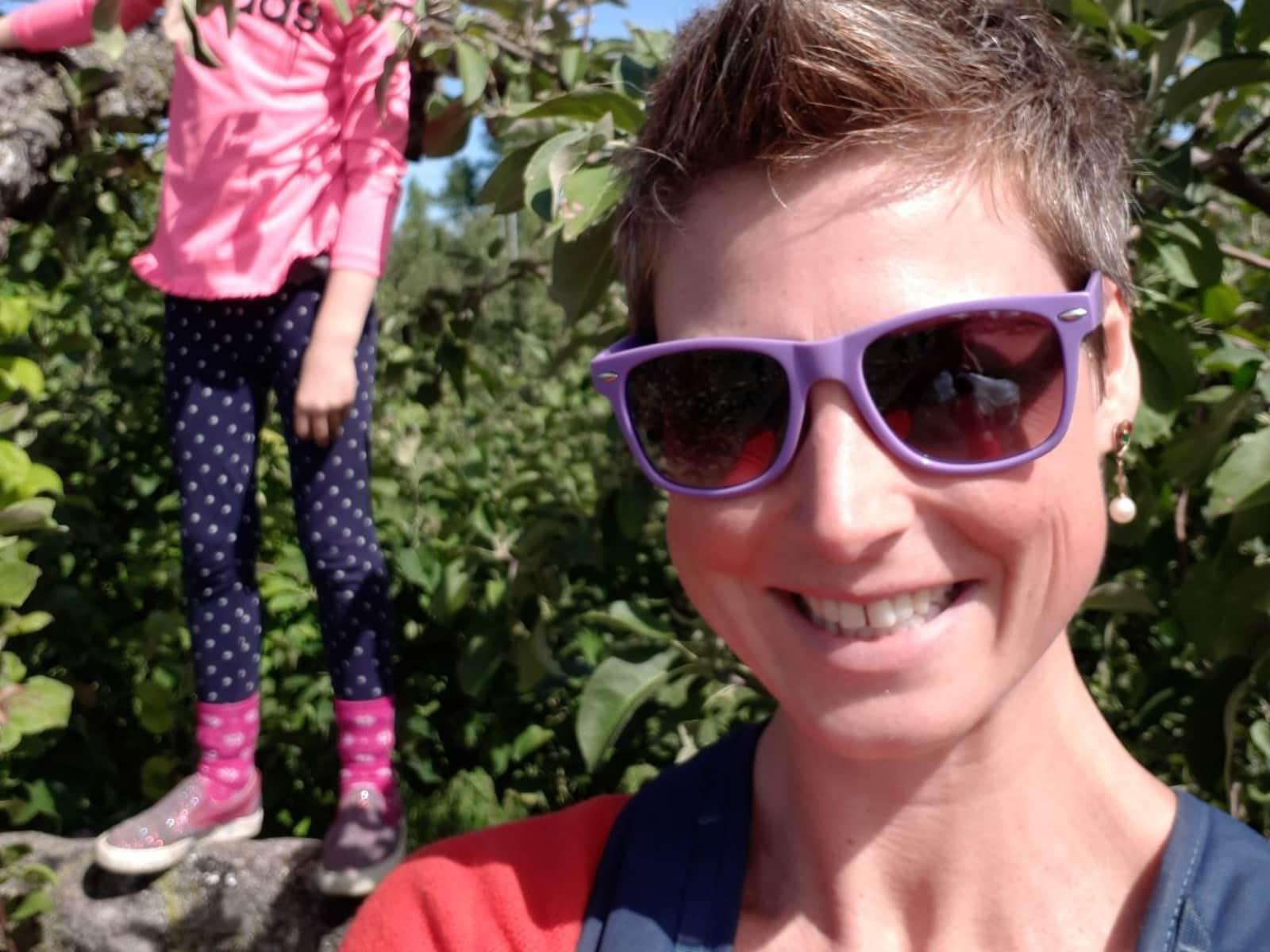 Erica from Ottawa, Ontario, Canada