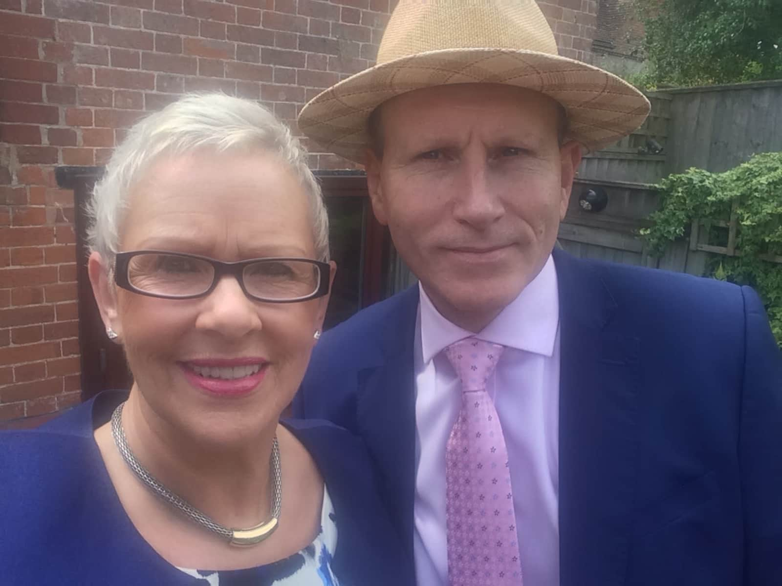 Andrew & Catherine from Tonbridge, United Kingdom