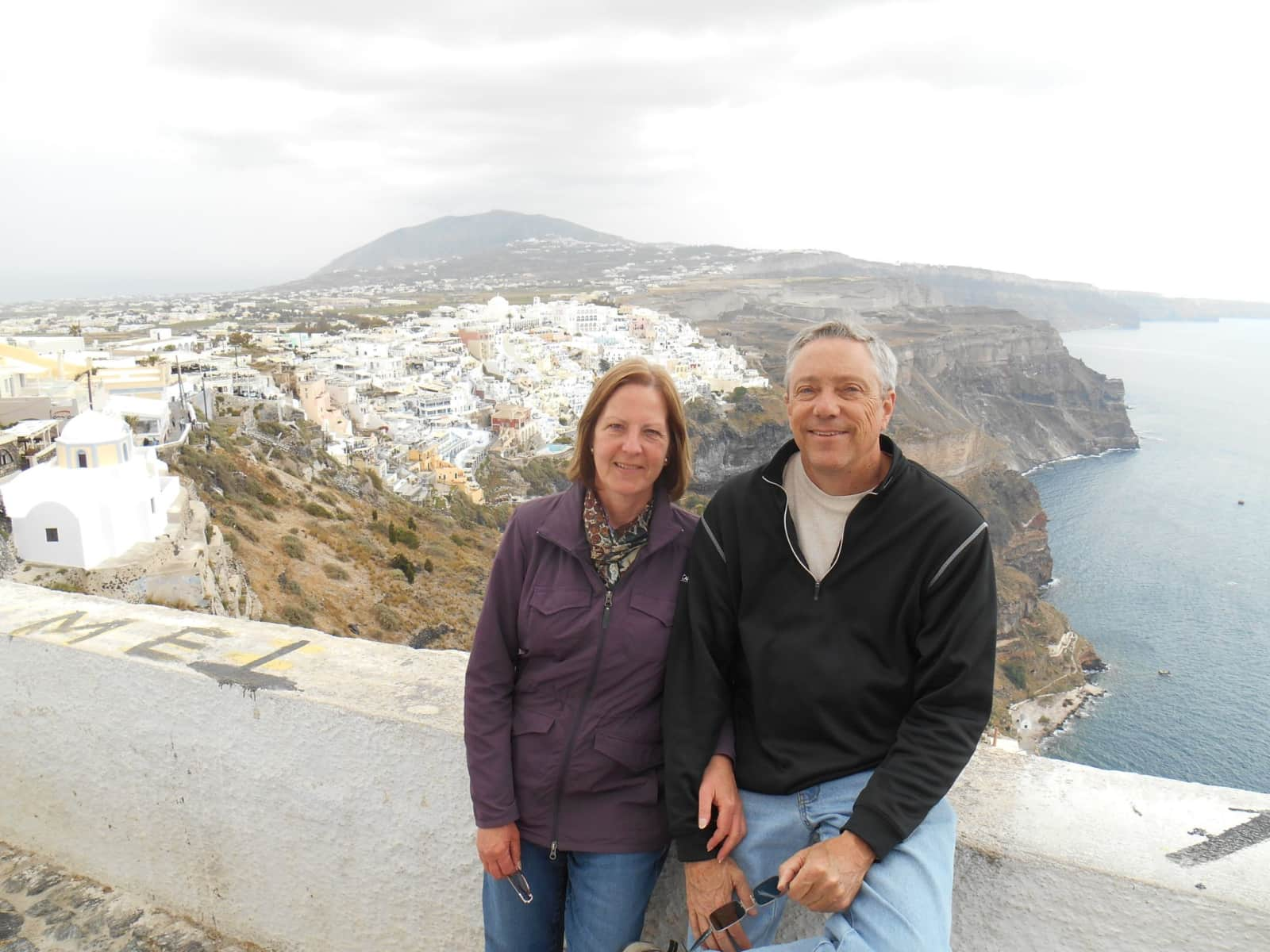Joan & Bob from Wildwood, Missouri, United States
